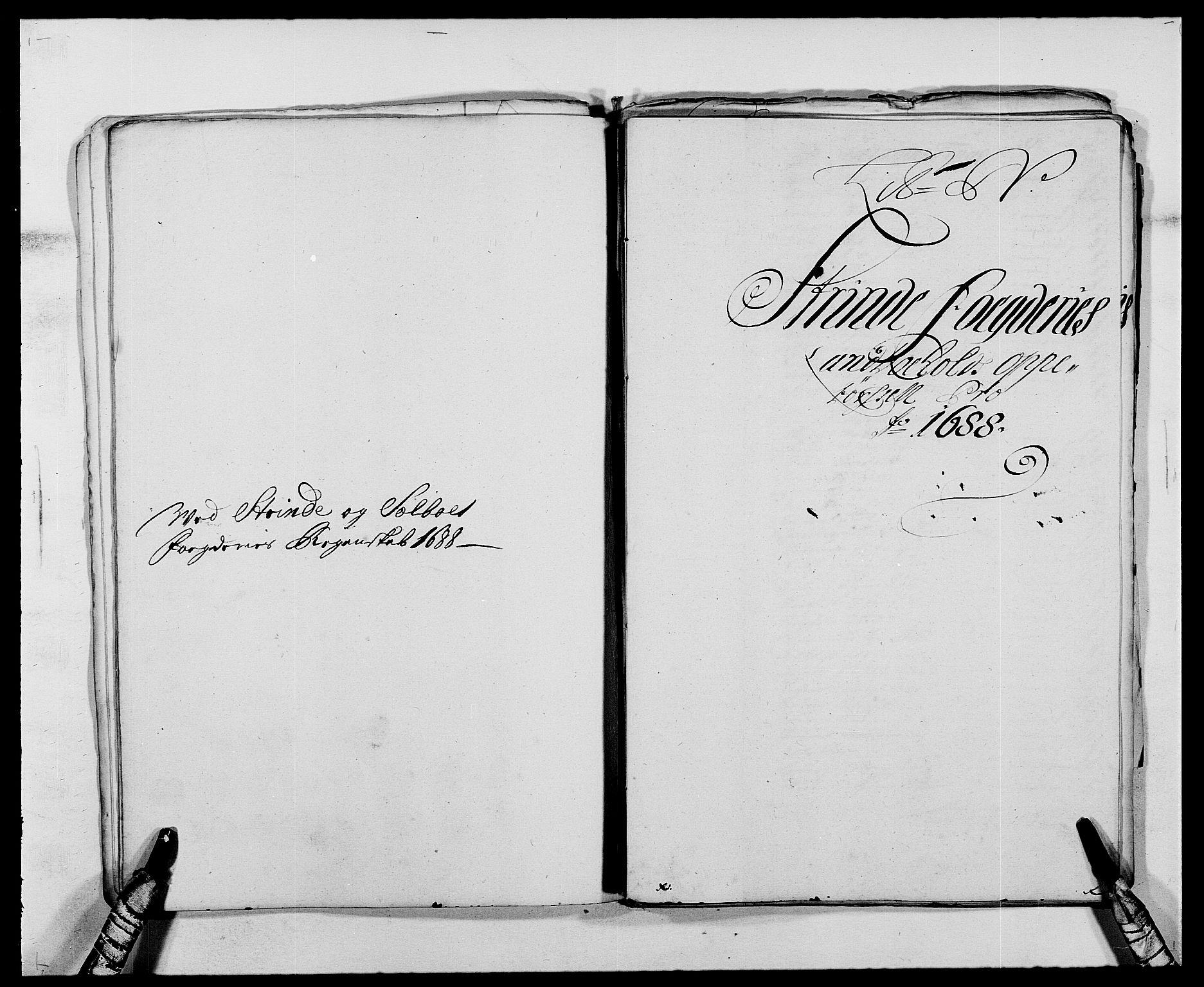 RA, Rentekammeret inntil 1814, Reviderte regnskaper, Fogderegnskap, R61/L4101: Fogderegnskap Strinda og Selbu, 1687-1688, s. 233