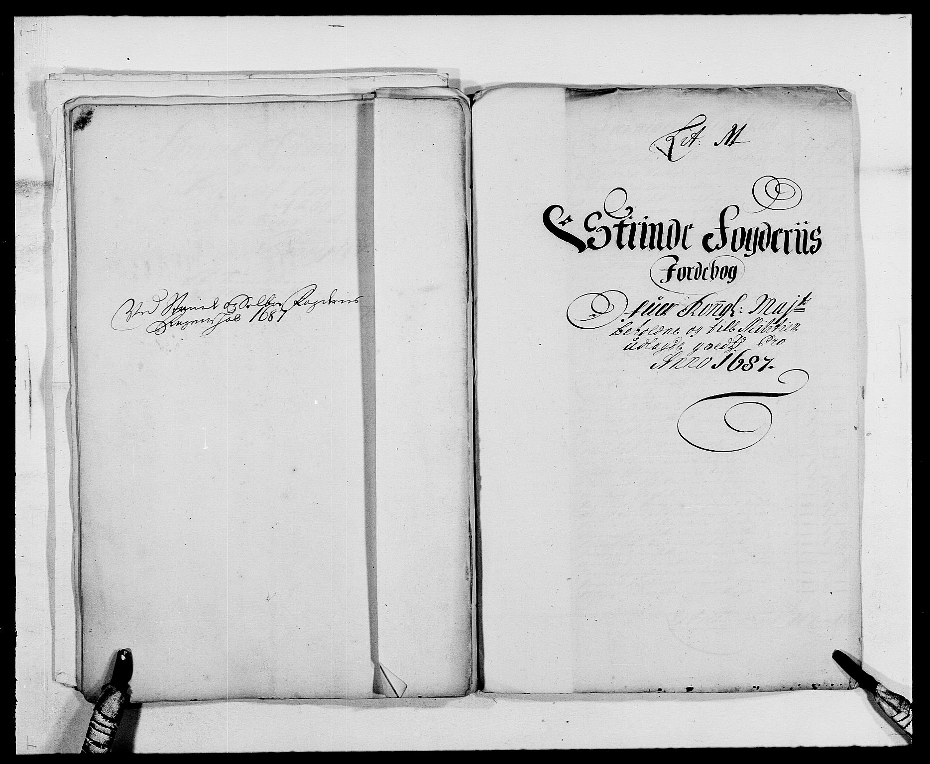 RA, Rentekammeret inntil 1814, Reviderte regnskaper, Fogderegnskap, R61/L4101: Fogderegnskap Strinda og Selbu, 1687-1688, s. 100