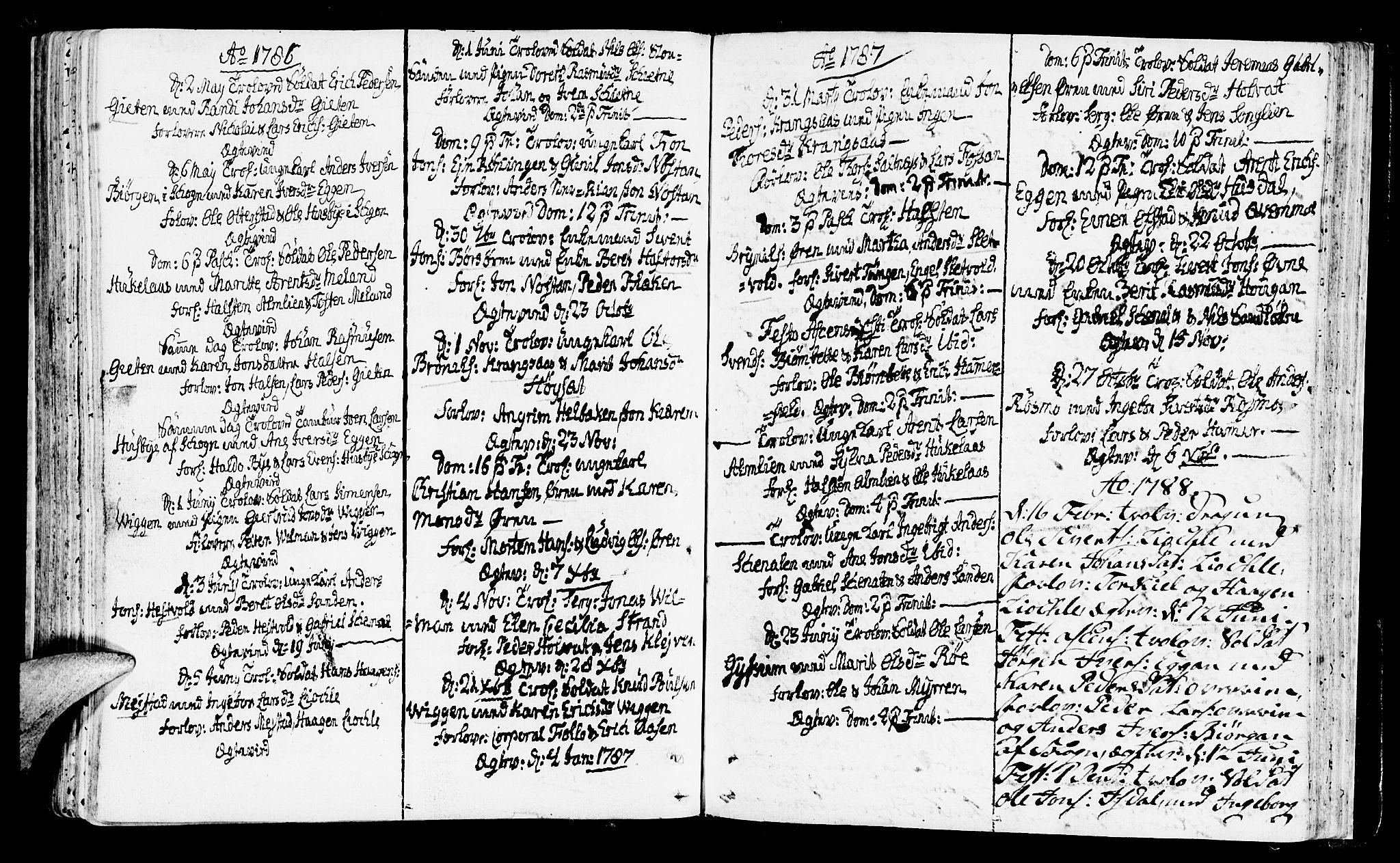 SAT, Ministerialprotokoller, klokkerbøker og fødselsregistre - Sør-Trøndelag, 665/L0768: Ministerialbok nr. 665A03, 1754-1803, s. 131