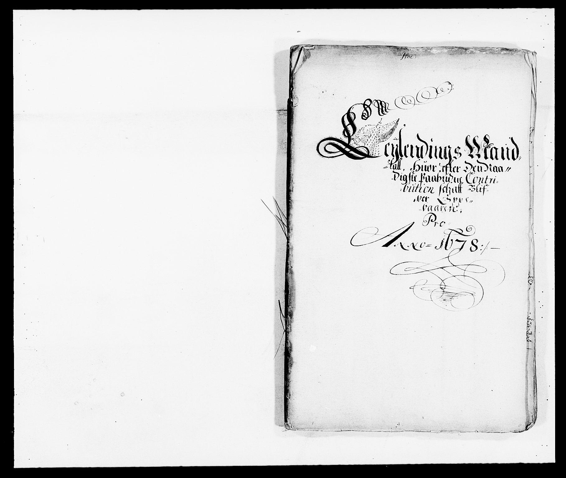 RA, Rentekammeret inntil 1814, Reviderte regnskaper, Fogderegnskap, R11/L0567: Fogderegnskap Nedre Romerike, 1678, s. 21