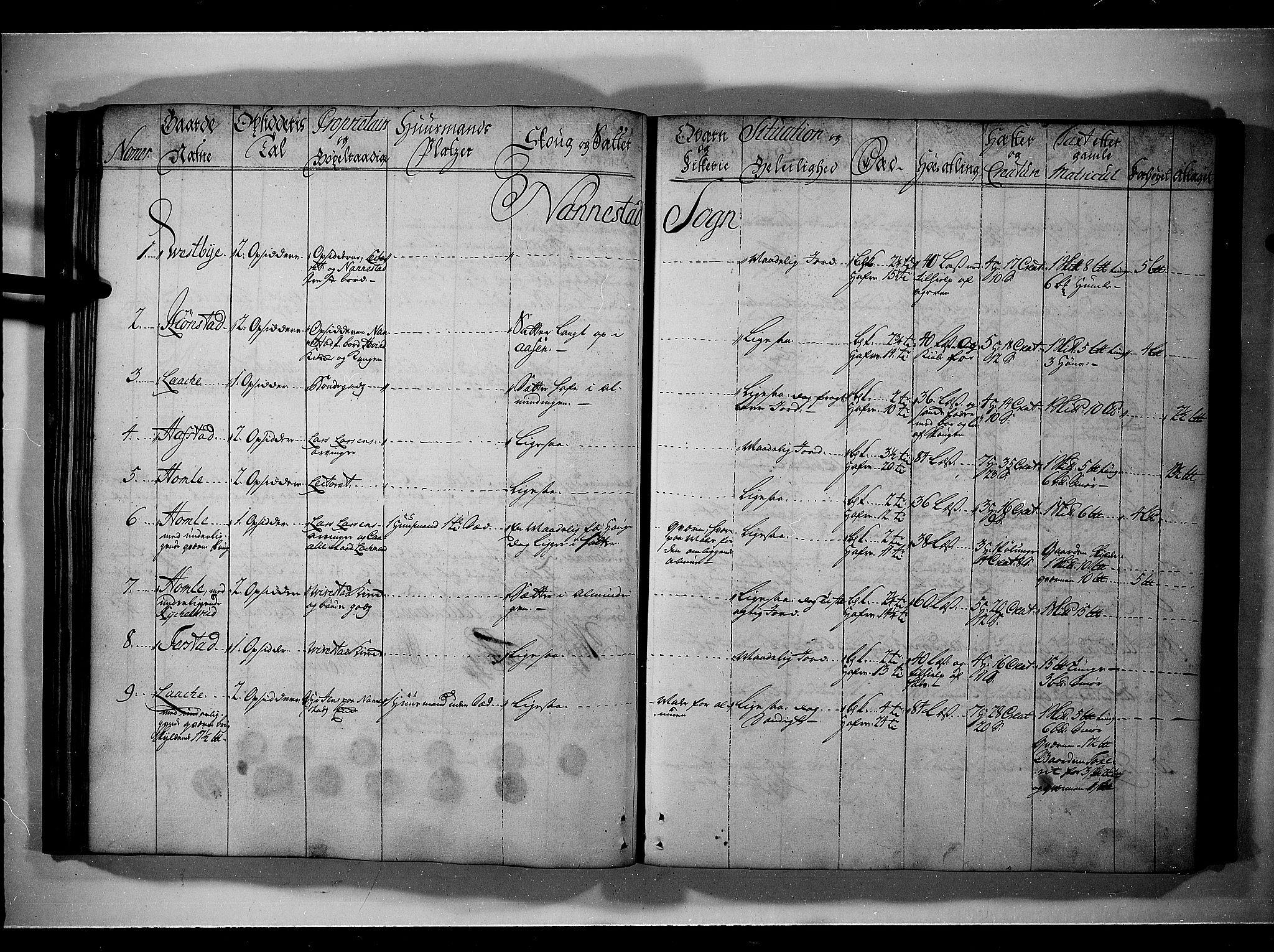 RA, Rentekammeret inntil 1814, Realistisk ordnet avdeling, N/Nb/Nbf/L0093: Øvre Romerike eksaminasjonsprotokoll, 1723, s. 63b-64a