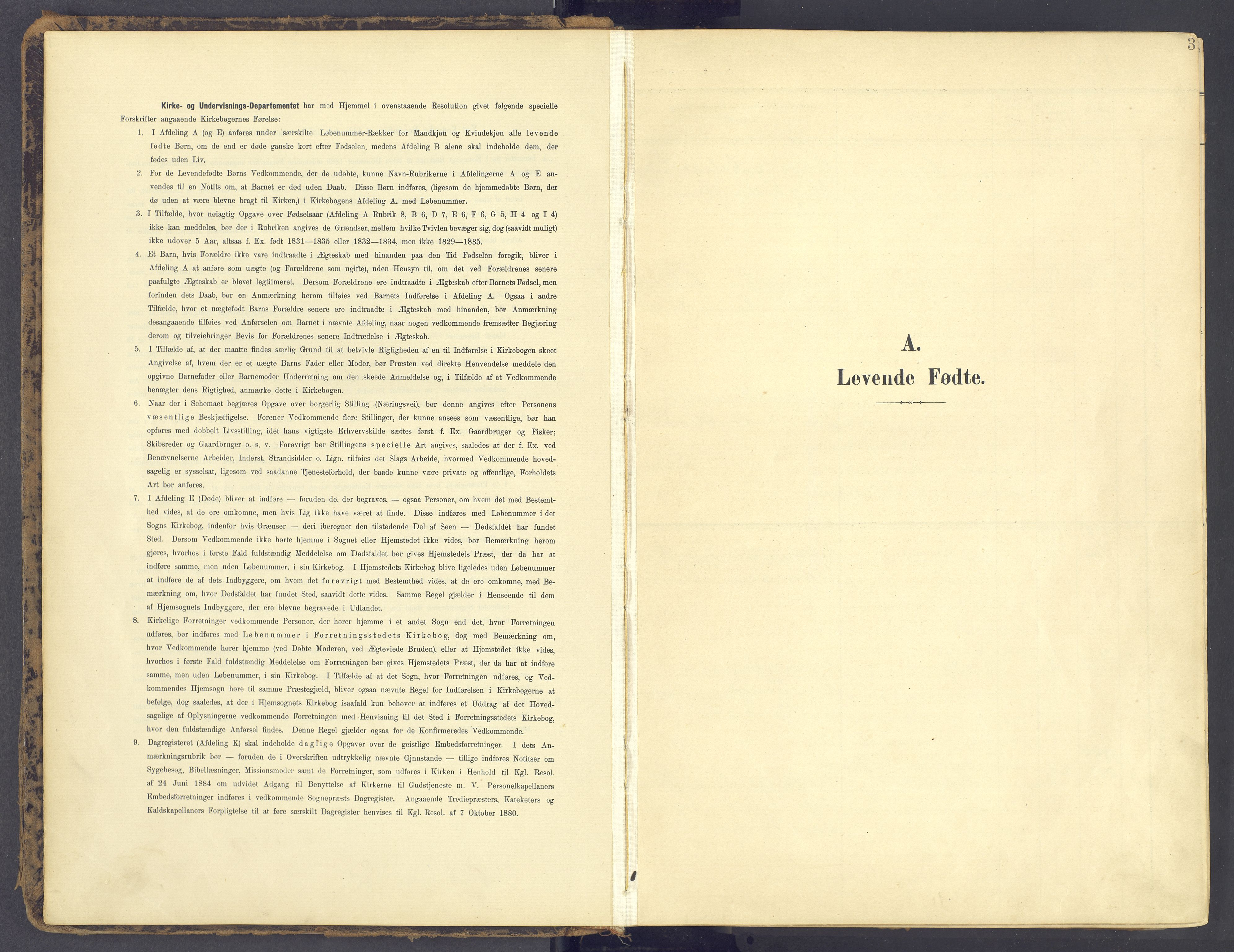 SAH, Fåberg prestekontor, Ministerialbok nr. 12, 1899-1915, s. 3