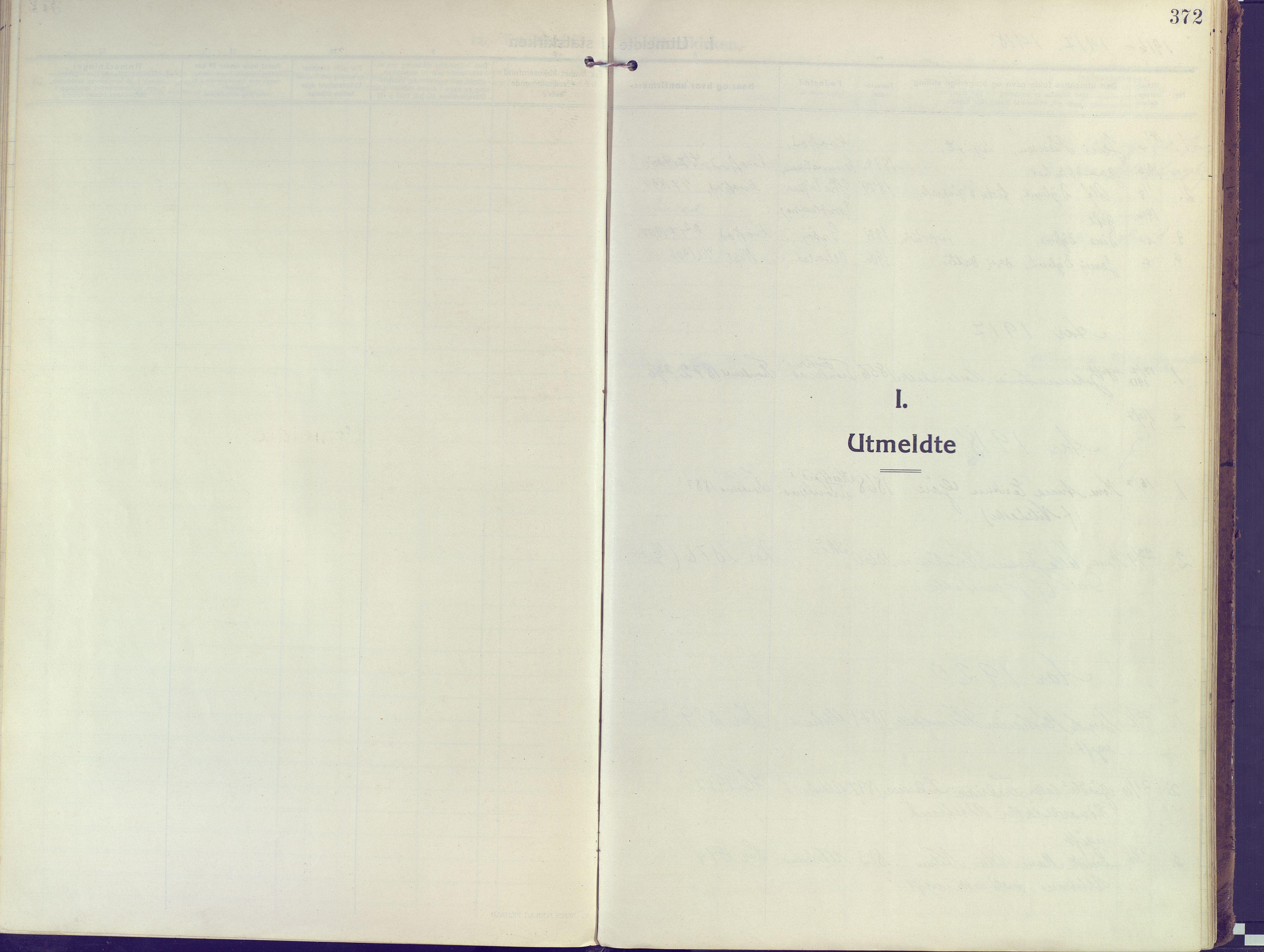 SATØ, Kvæfjord sokneprestkontor, G/Ga/Gaa/L0007kirke: Ministerialbok nr. 7, 1915-1931, s. 372