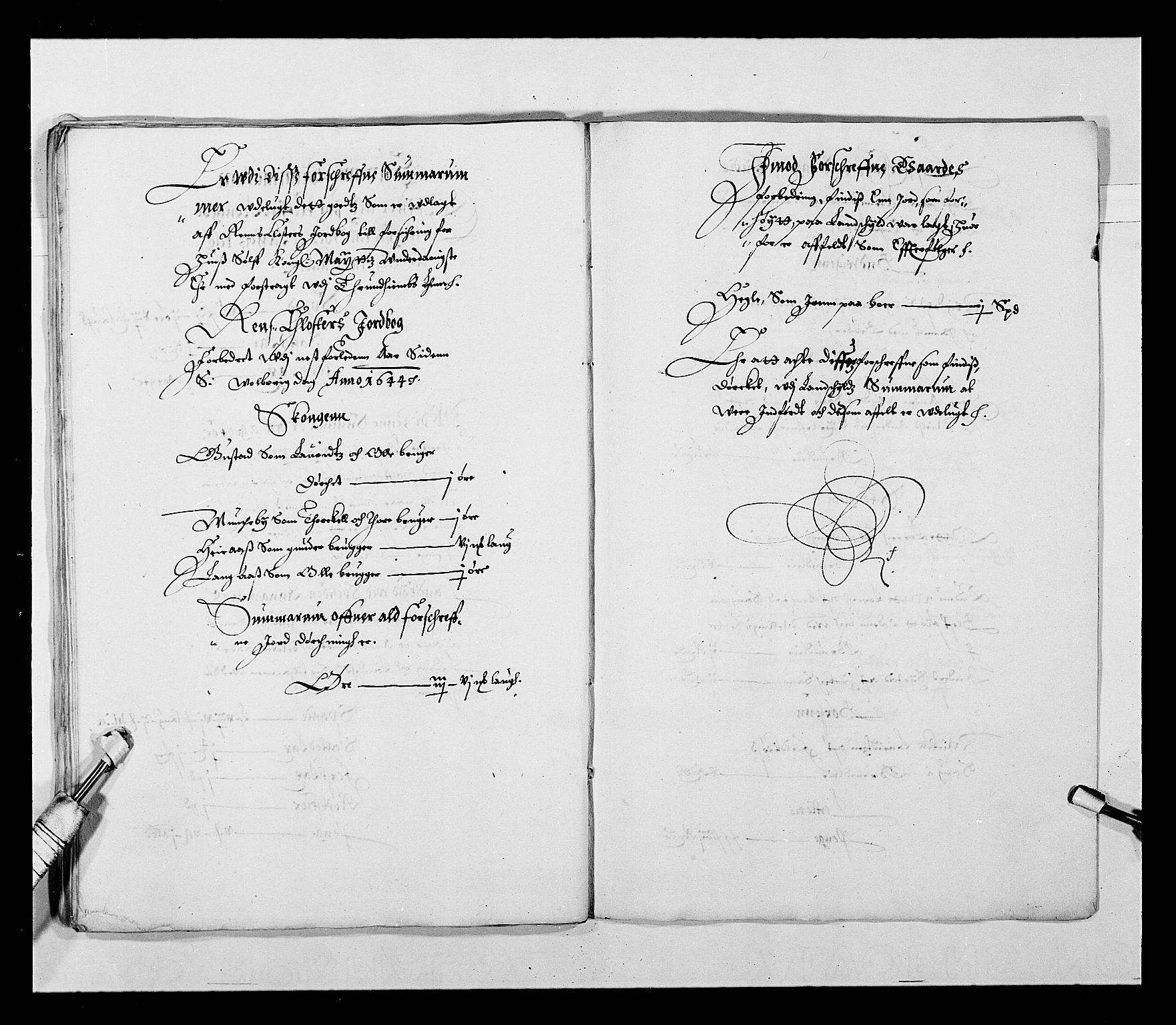 RA, Stattholderembetet 1572-1771, Ek/L0027: Jordebøker 1633-1658:, 1644-1645, s. 31