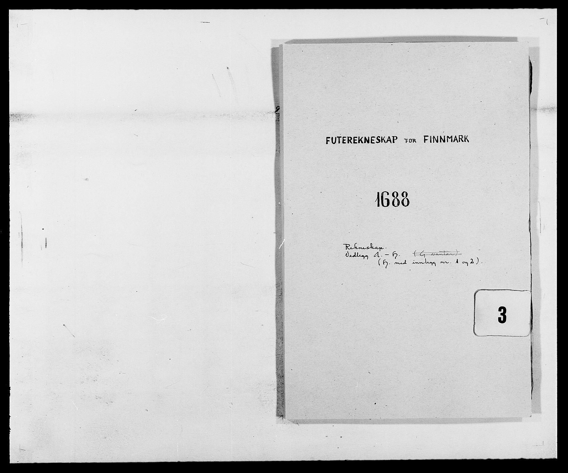 RA, Rentekammeret inntil 1814, Reviderte regnskaper, Fogderegnskap, R69/L4850: Fogderegnskap Finnmark/Vardøhus, 1680-1690, s. 72