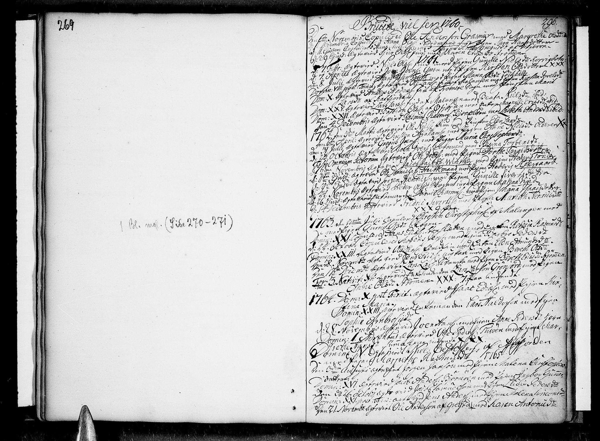 SATØ, Lenvik sokneprestembete, H/Ha: Ministerialbok nr. 1, 1753-1783, s. 295-296
