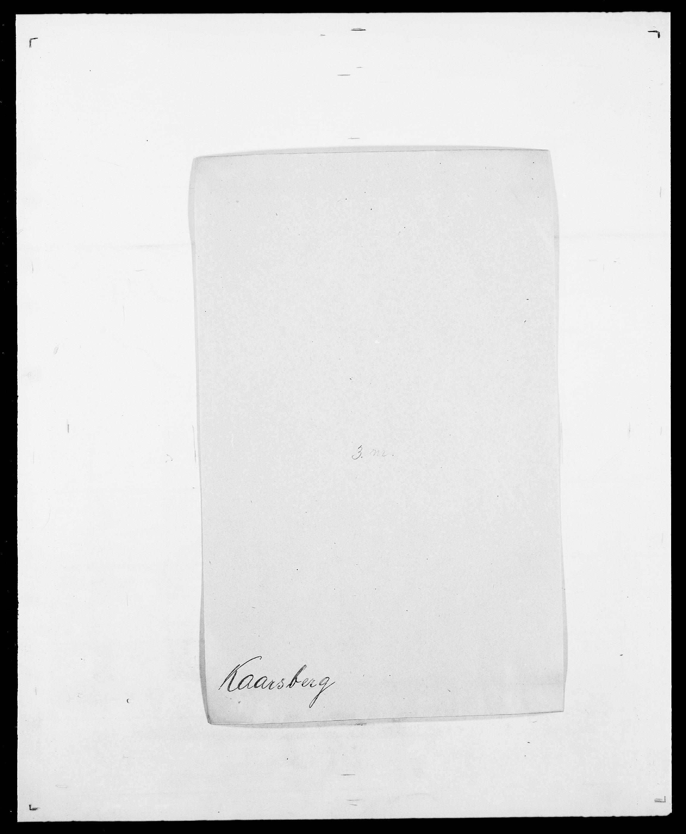 SAO, Delgobe, Charles Antoine - samling, D/Da/L0020: Irgens - Kjøsterud, s. 375