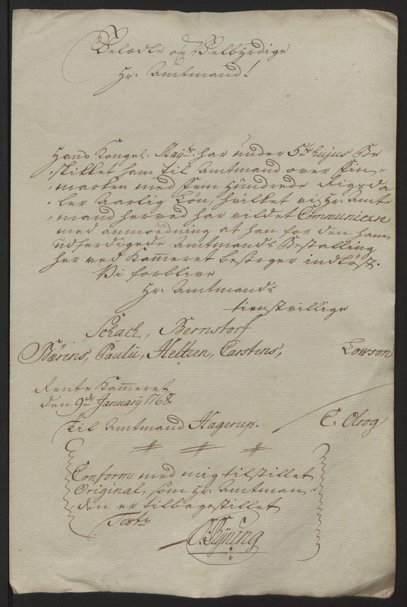 RA, Rentekammeret inntil 1814, Reviderte regnskaper, Fogderegnskap, R69/L4910: Ekstraskatten  Finnmark/Vardøhus, 1762-1772, s. 283
