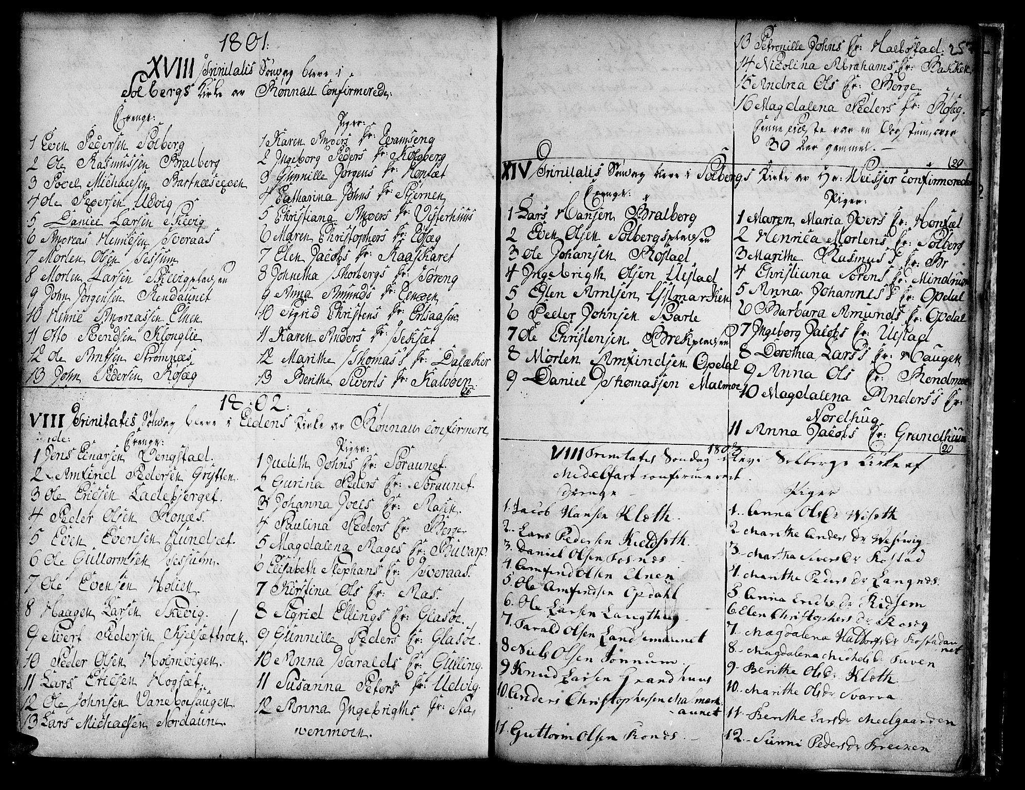 SAT, Ministerialprotokoller, klokkerbøker og fødselsregistre - Nord-Trøndelag, 741/L0385: Ministerialbok nr. 741A01, 1722-1815, s. 257