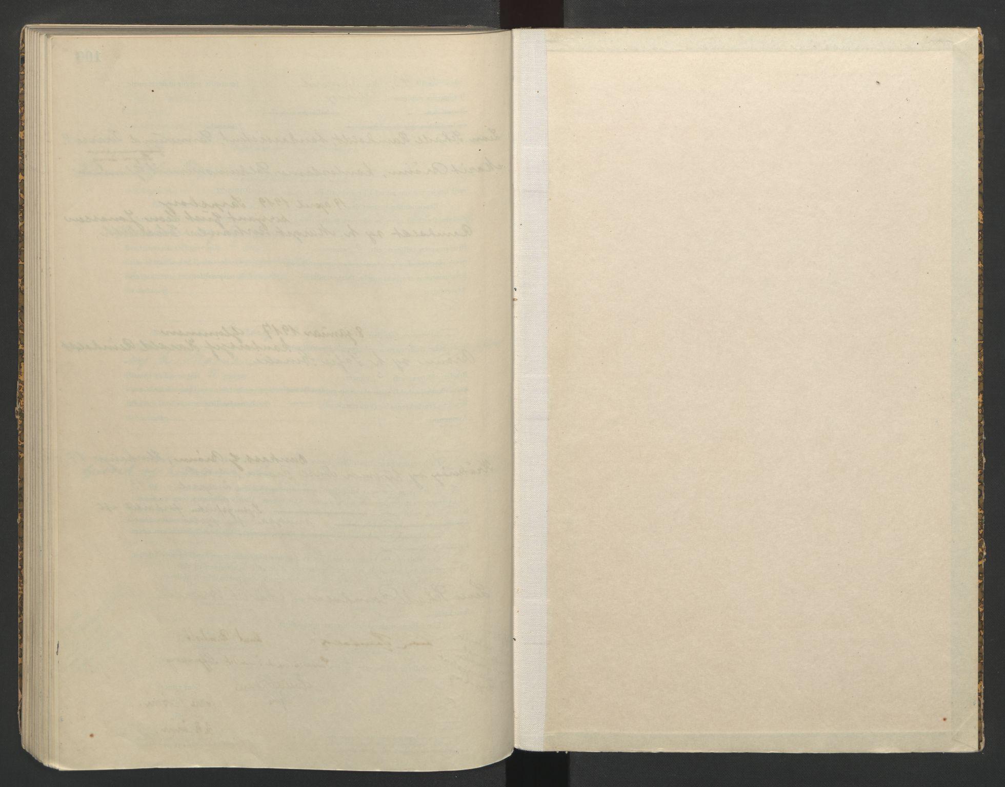 SAO, Onsøy sorenskriveri, L/La/L0002: Vigselsbok, 1942-1943, s. upaginert