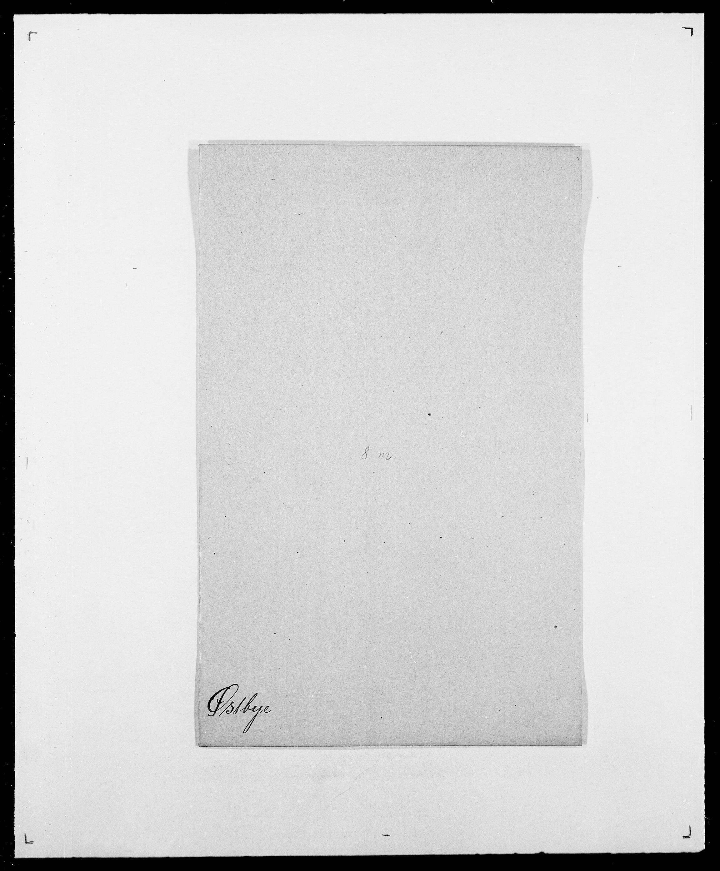 SAO, Delgobe, Charles Antoine - samling, D/Da/L0043: Wulfsberg - v. Zanten, s. 334