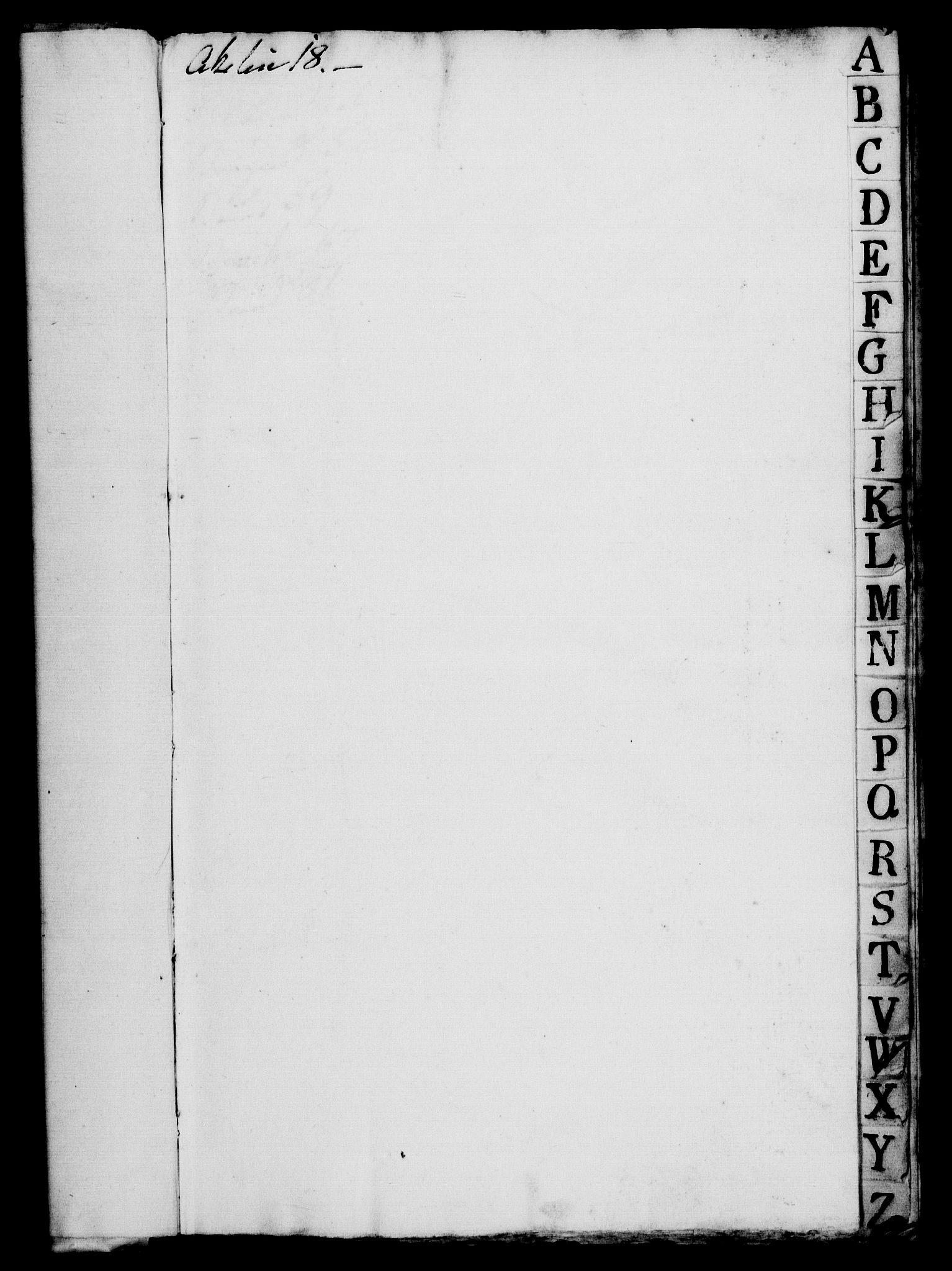 RA, Rentekammeret, Kammerkanselliet, G/Gf/Gfa/L0023: Norsk relasjons- og resolusjonsprotokoll (merket RK 52.23), 1740, s. 3