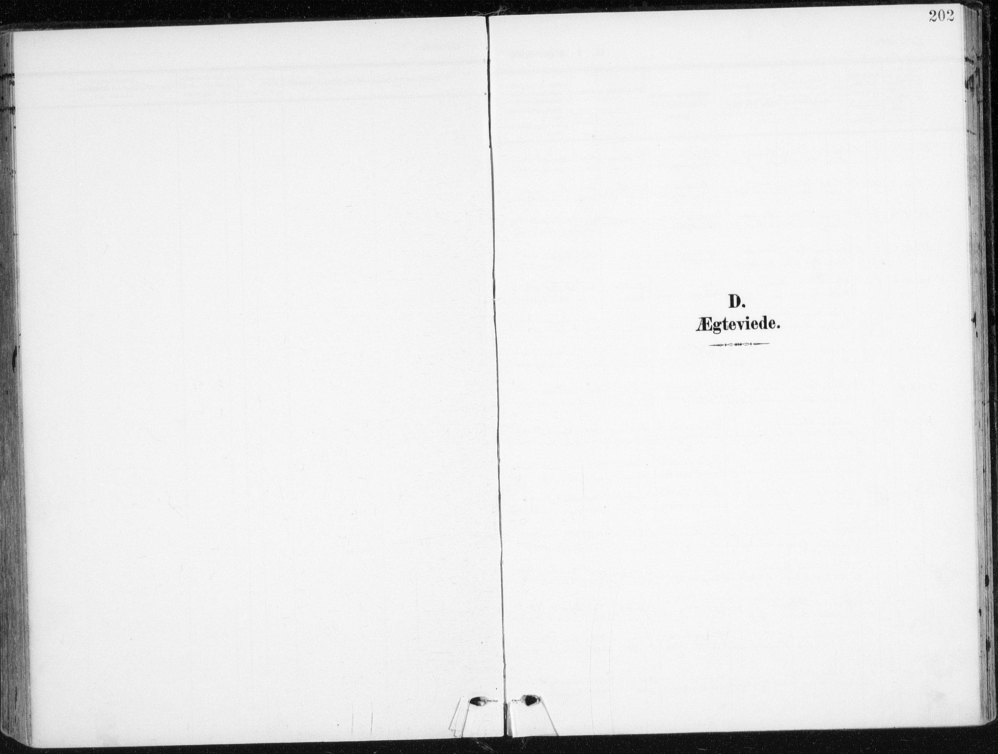 SAO, Kampen prestekontor Kirkebøker, F/Fa/L0011: Ministerialbok nr. I 11, 1907-1917, s. 202