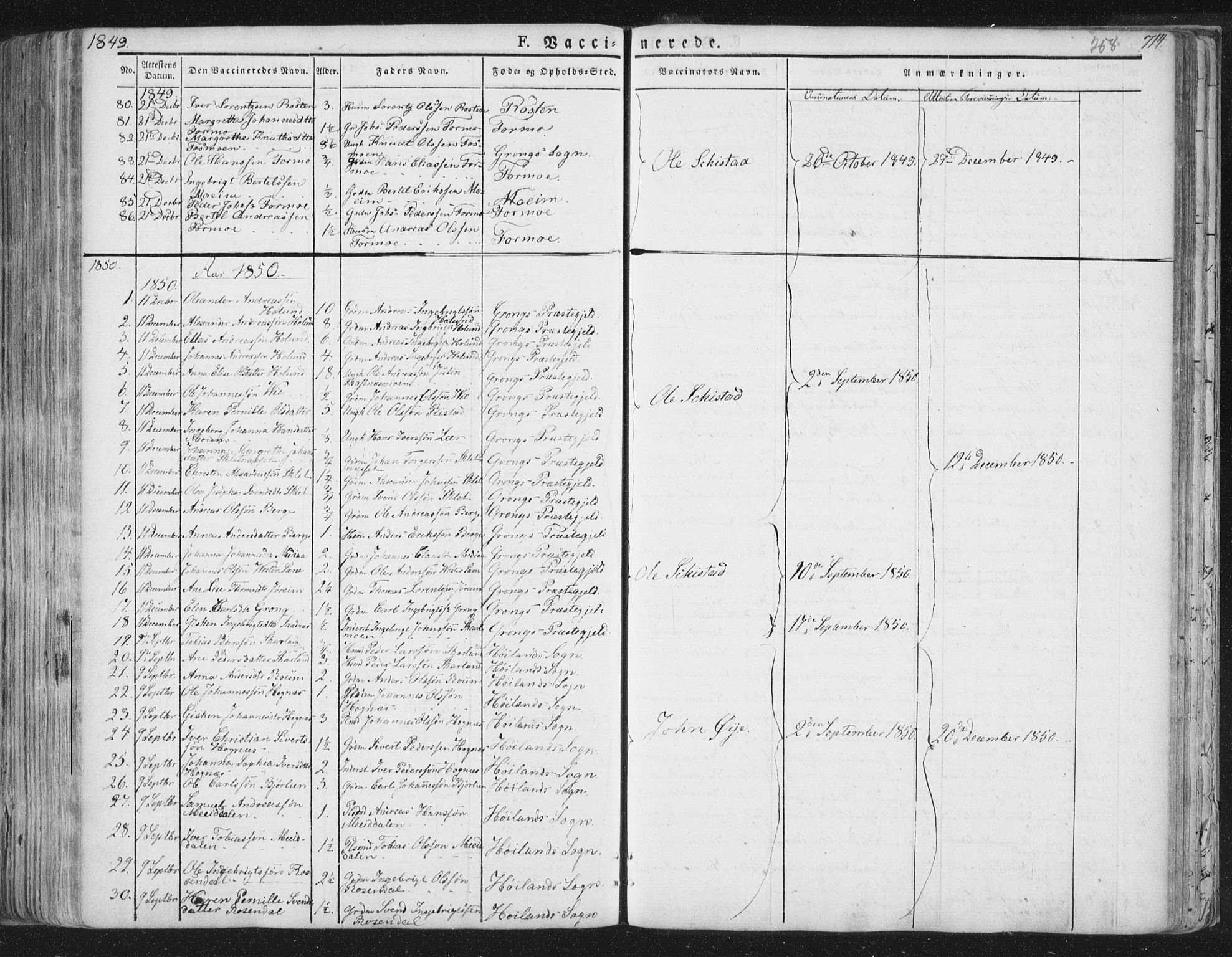 SAT, Ministerialprotokoller, klokkerbøker og fødselsregistre - Nord-Trøndelag, 758/L0513: Ministerialbok nr. 758A02 /1, 1839-1868, s. 258