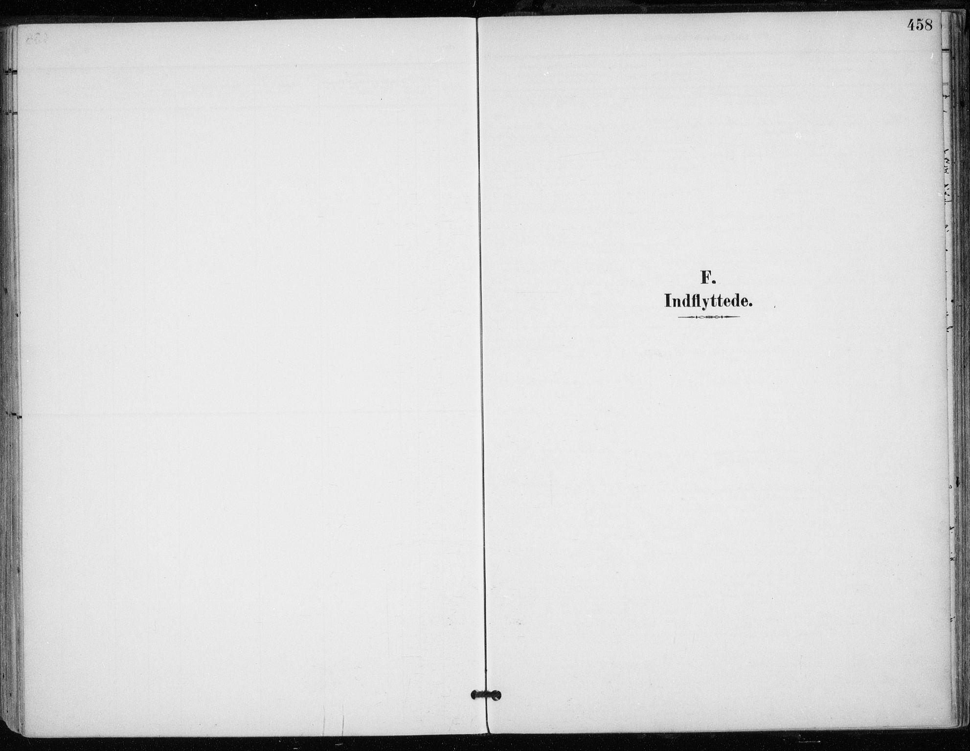 SATØ, Trondenes sokneprestkontor, H/Ha/L0017kirke: Ministerialbok nr. 17, 1899-1908, s. 458