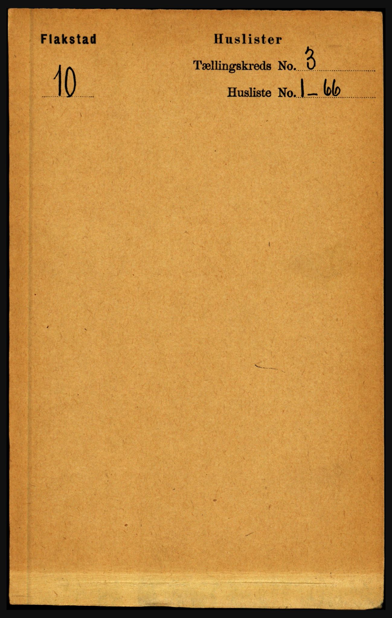 RA, Folketelling 1891 for 1859 Flakstad herred, 1891, s. 1230