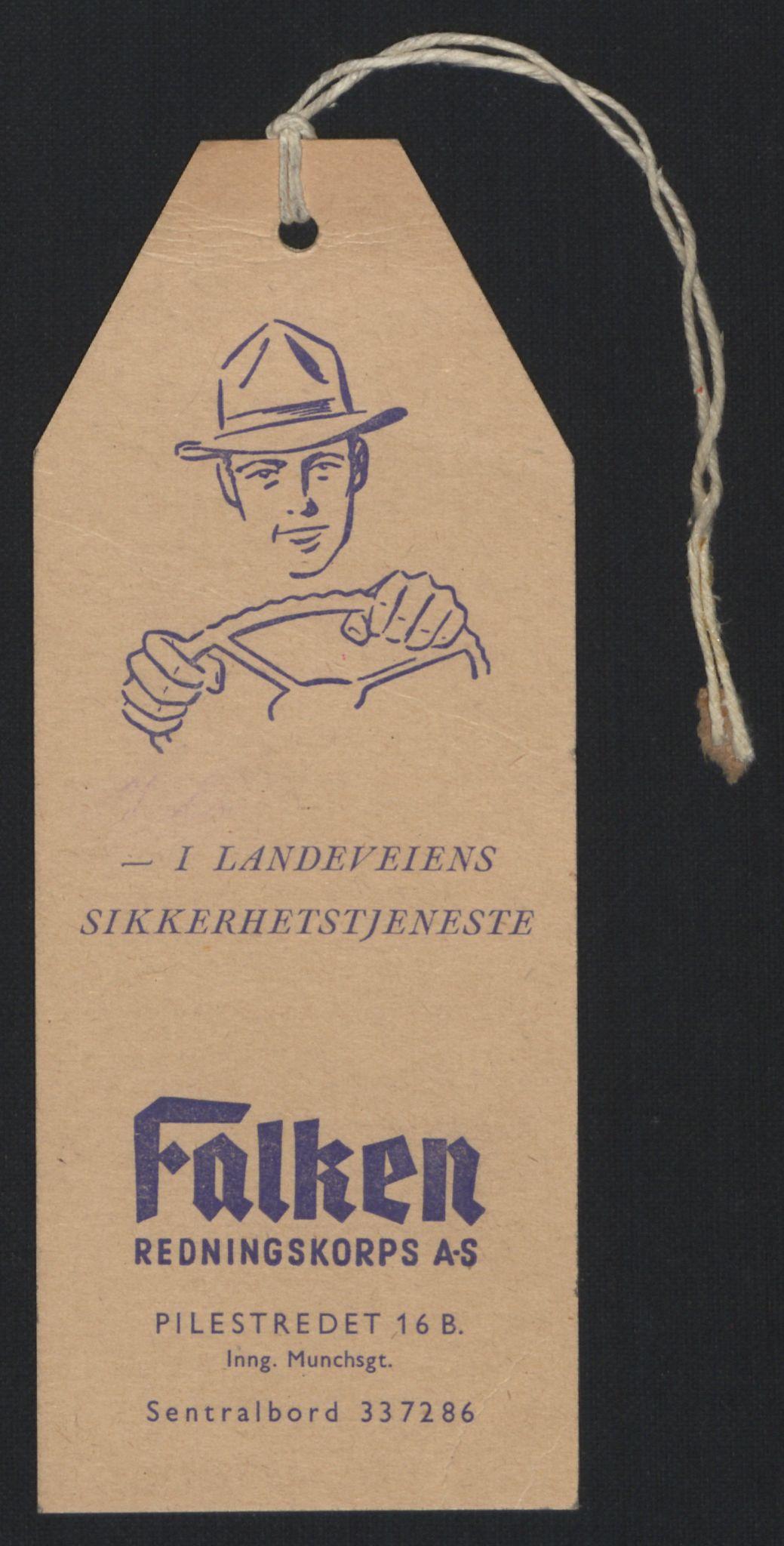 PUBL, Kristiania/Oslo adressebok, 1954