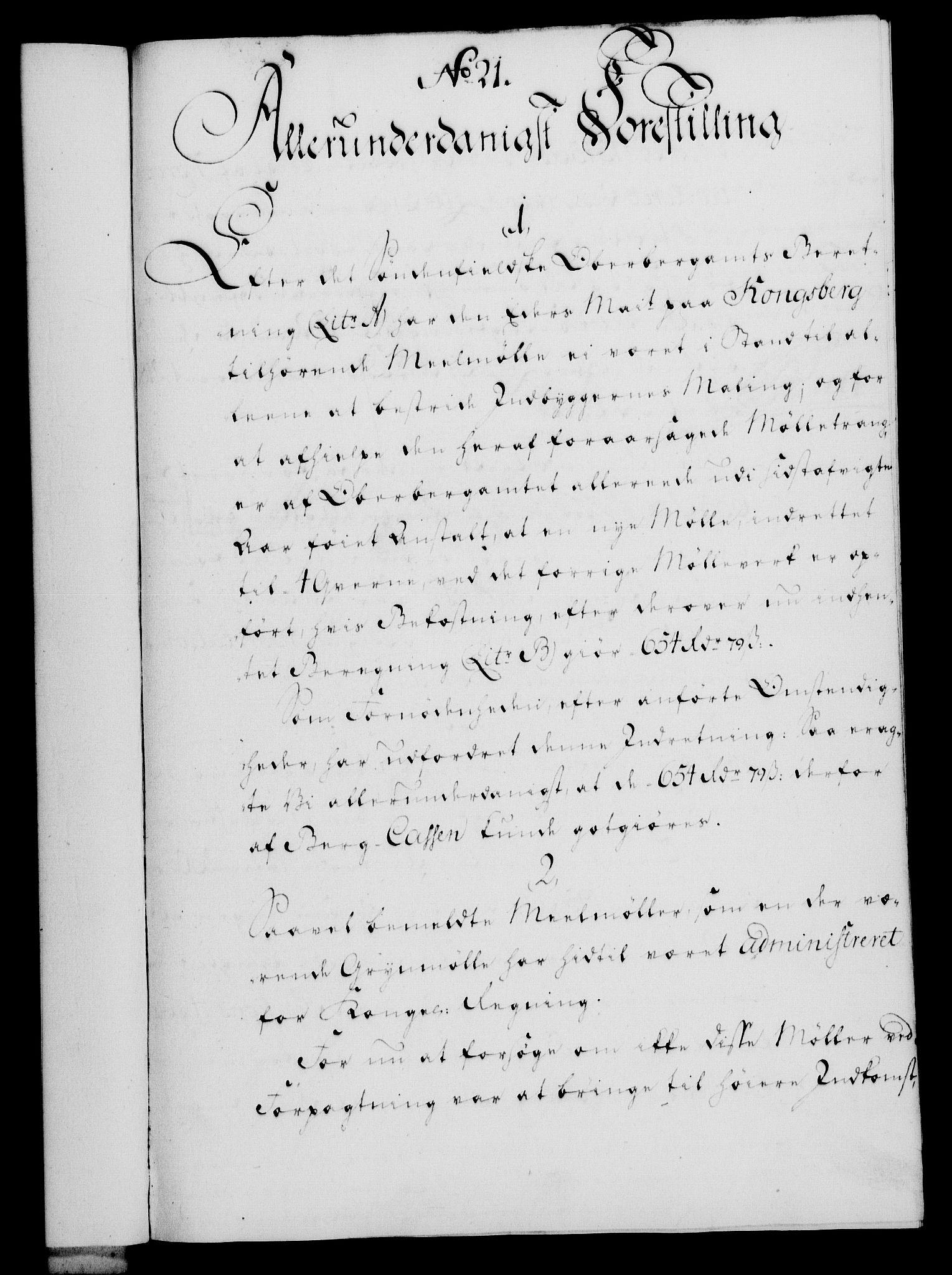 RA, Rentekammeret, Kammerkanselliet, G/Gf/Gfa/L0053: Norsk relasjons- og resolusjonsprotokoll (merket RK 52.53), 1771, s. 117