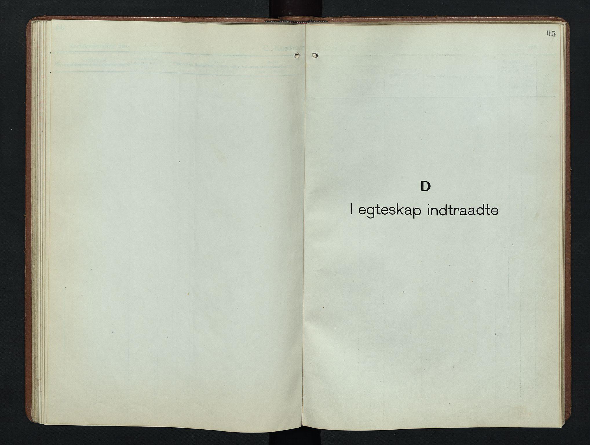 SAH, Nordre Land prestekontor, Klokkerbok nr. 9, 1921-1956, s. 95