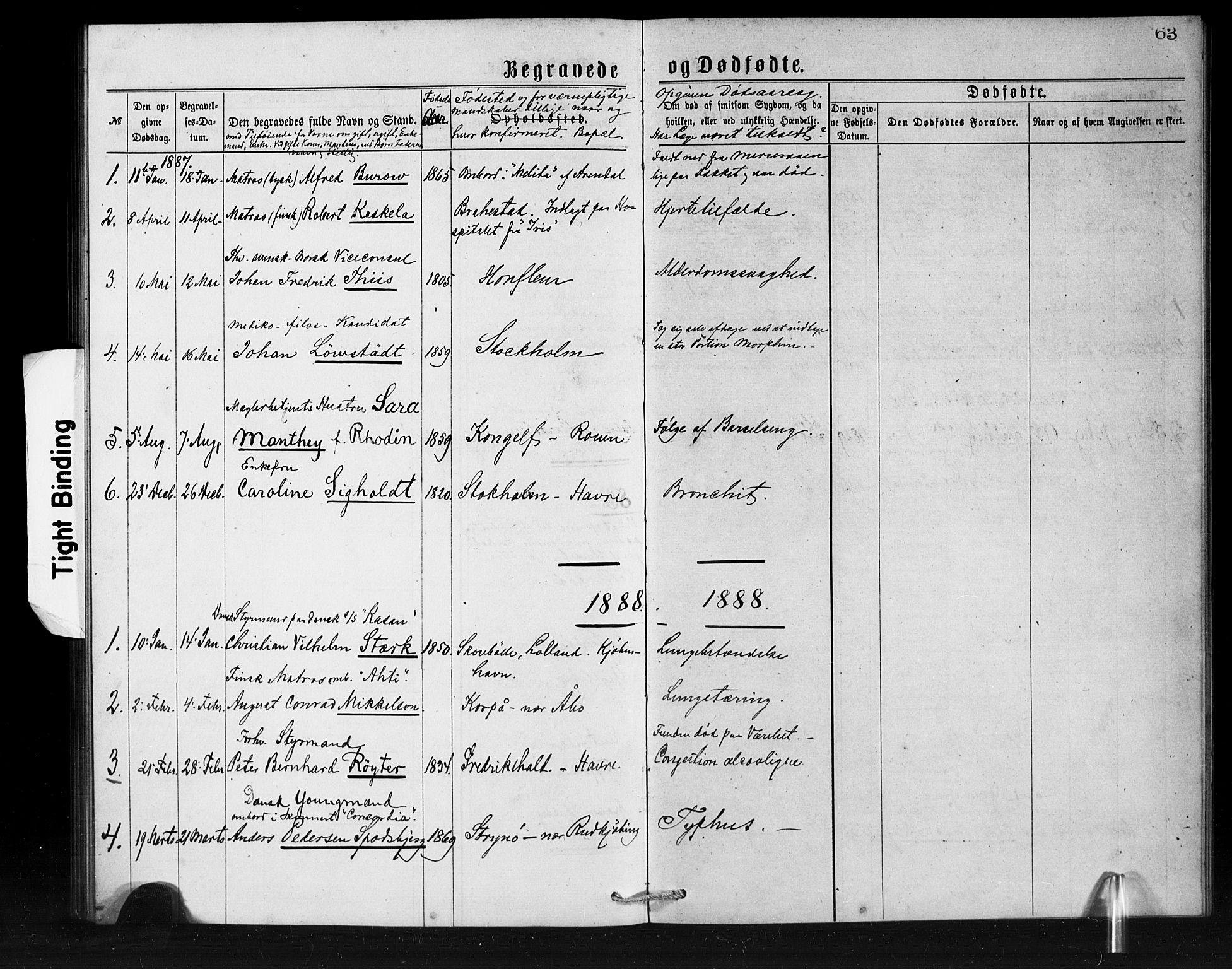 SAB, Den Norske Sjømannsmisjon i utlandet*, Ministerialbok nr. A 1, 1873-1889, s. 63