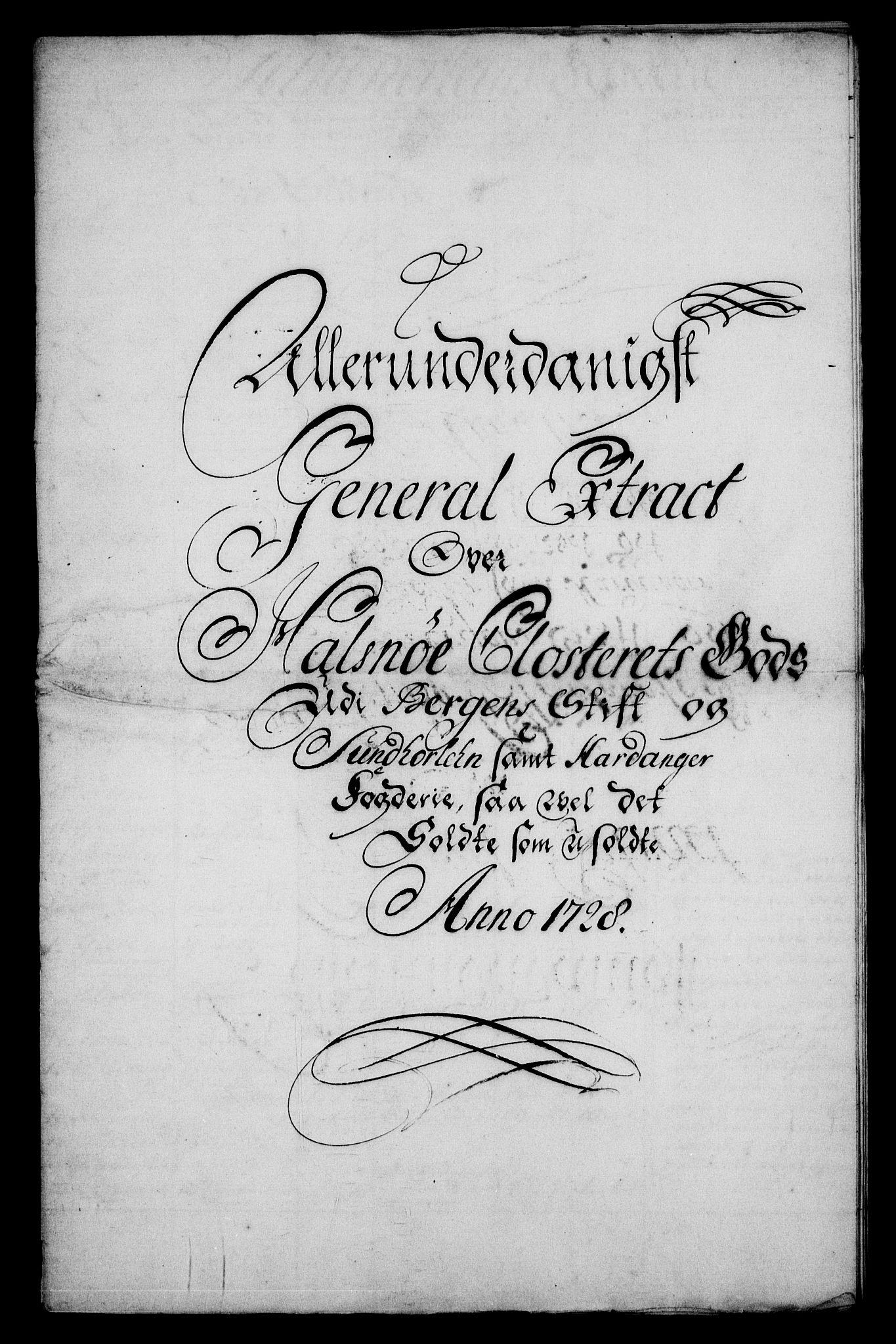 RA, Rentekammeret inntil 1814, Realistisk ordnet avdeling, On/L0003: [Jj 4]: Kommisjonsforretning over Vilhelm Hanssøns forpaktning av Halsnøy klosters gods, 1721-1729, s. 237