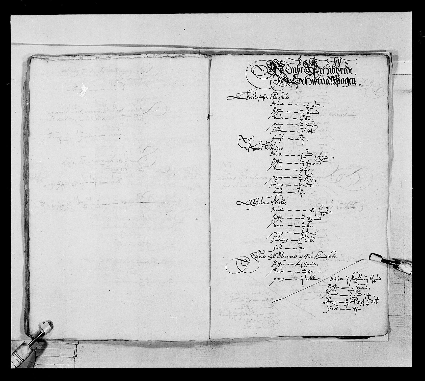 RA, Stattholderembetet 1572-1771, Ek/L0022: Jordebøker 1633-1658:, 1646-1647, s. 33