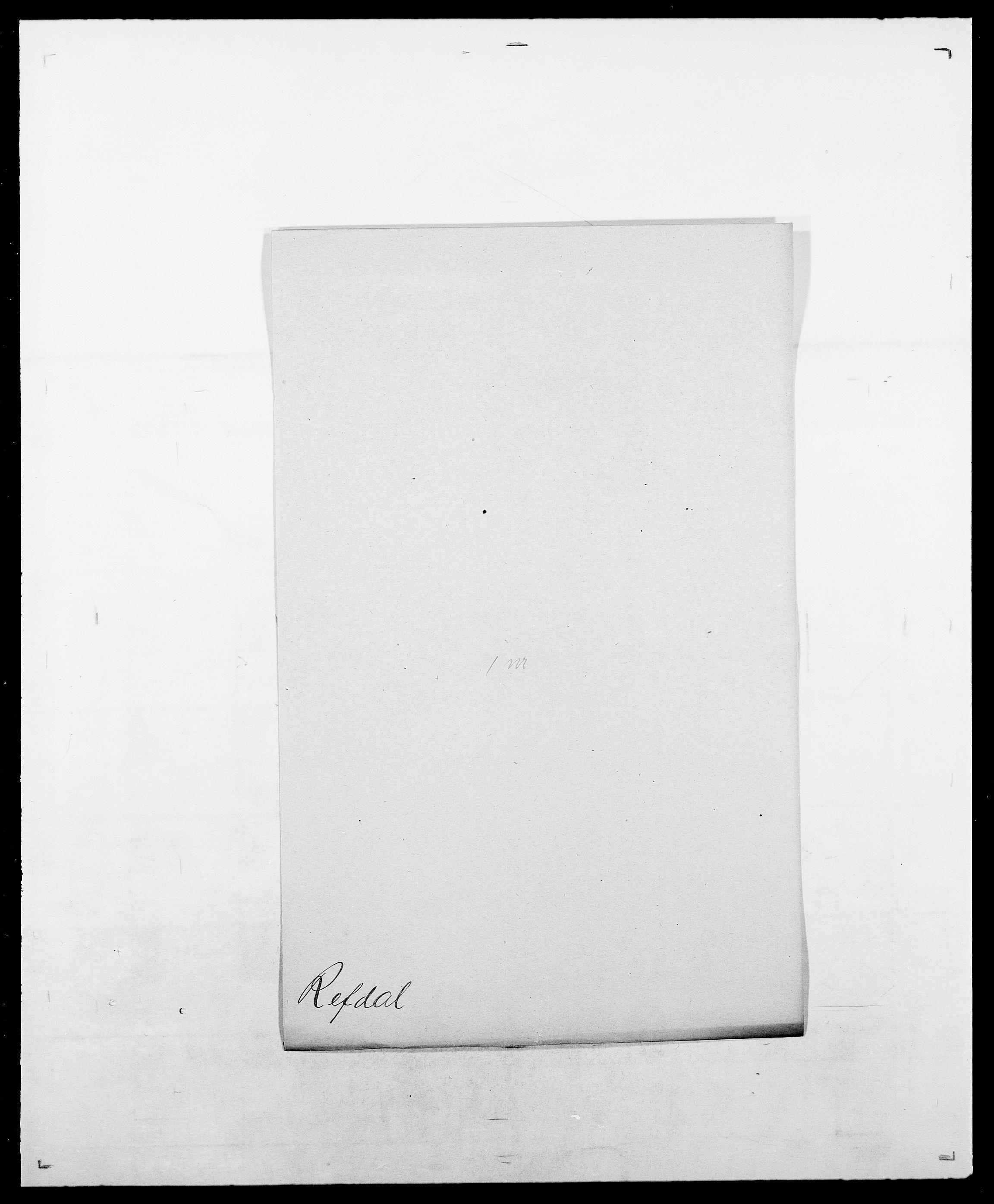 SAO, Delgobe, Charles Antoine - samling, D/Da/L0032: Rabakovsky - Rivertz, s. 263