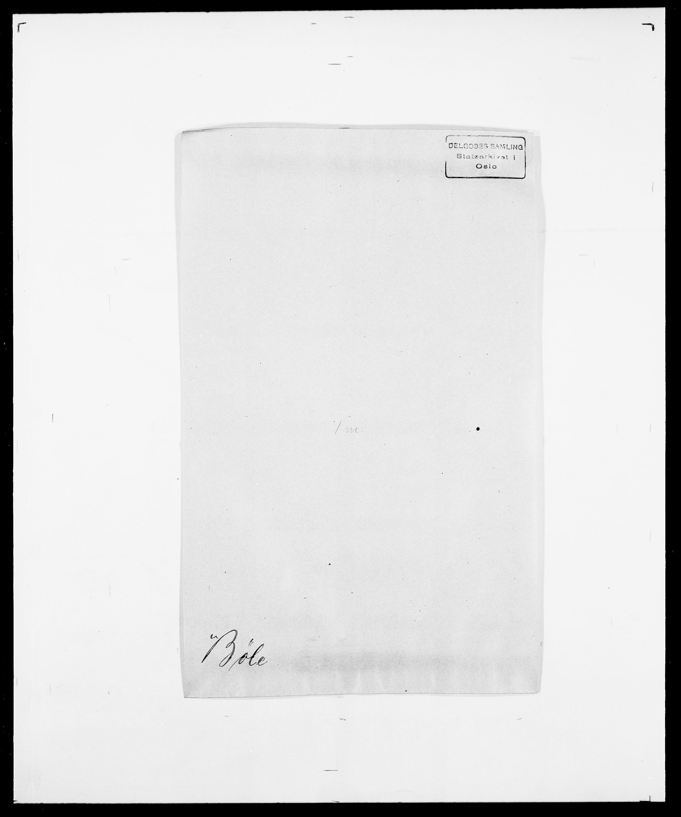 SAO, Delgobe, Charles Antoine - samling, D/Da/L0007: Buaas - Caphengst, s. 747