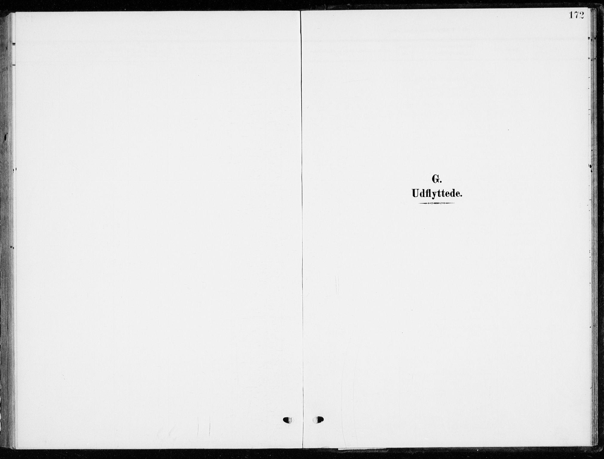 SAH, Ringsaker prestekontor, K/Ka/L0021: Ministerialbok nr. 21, 1905-1920, s. 172