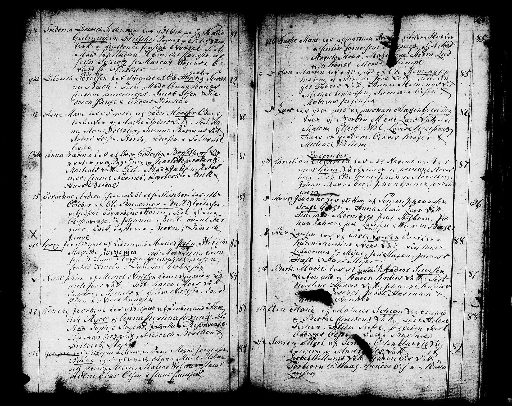 SAB, Domkirken sokneprestembete, H/Haa/L0004: Ministerialbok nr. A 4, 1763-1820, s. 162-163