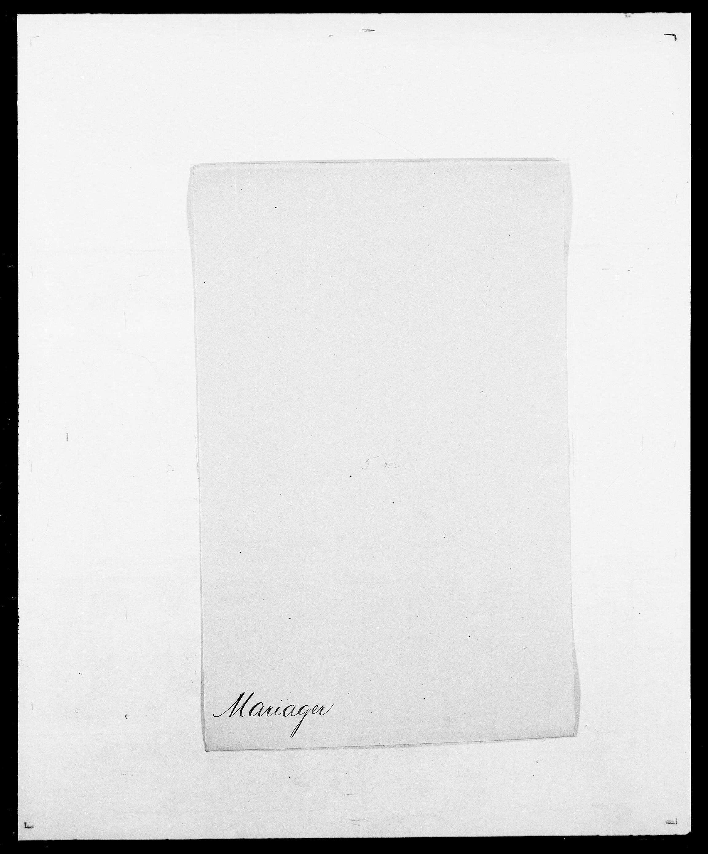 SAO, Delgobe, Charles Antoine - samling, D/Da/L0025: Løberg - Mazar, s. 346