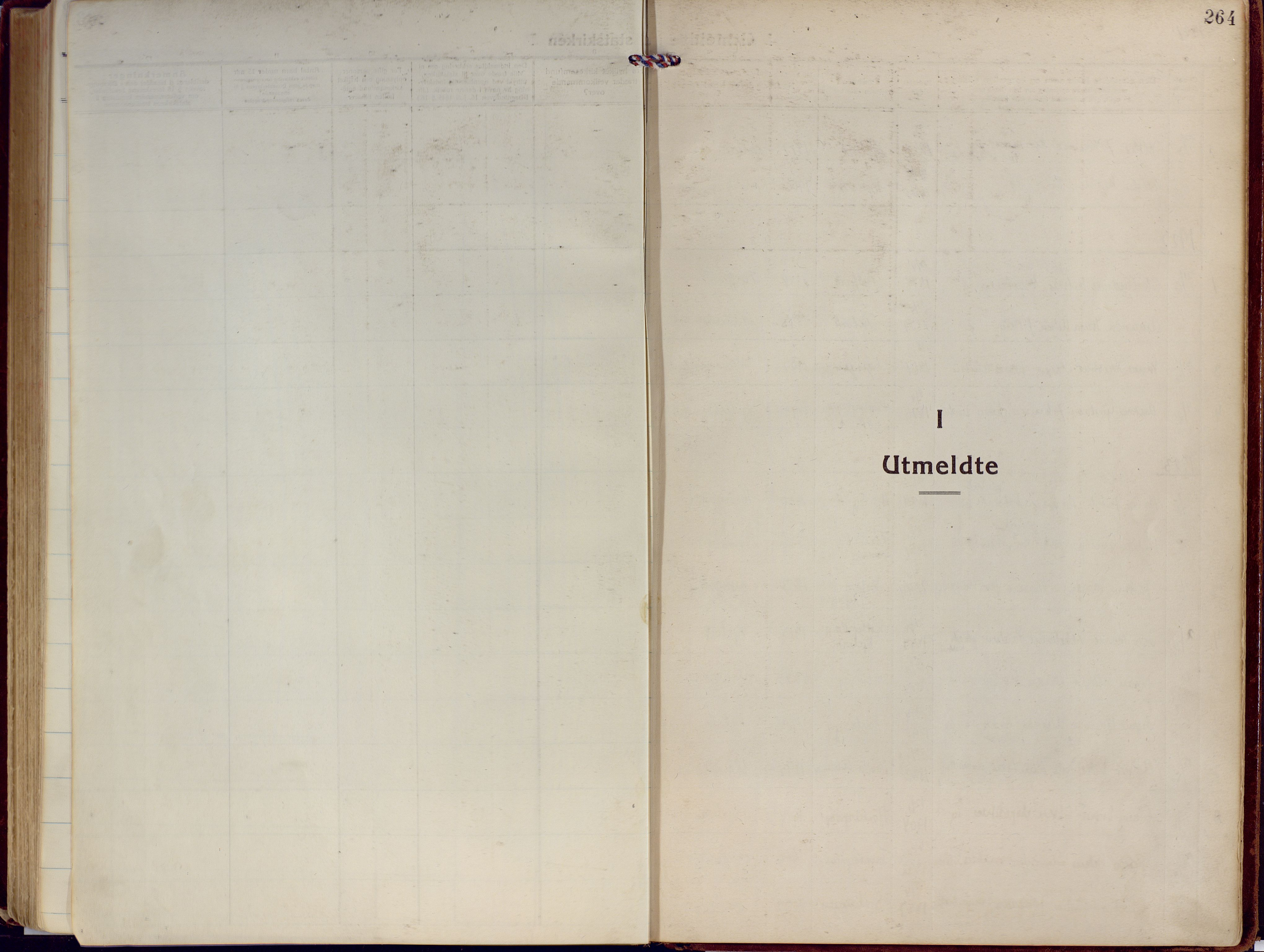 SATØ, Kjelvik/Nordkapp sokneprestkontor, H/Ha/L0002kirke: Ministerialbok nr. 2, 1920-1929, s. 264