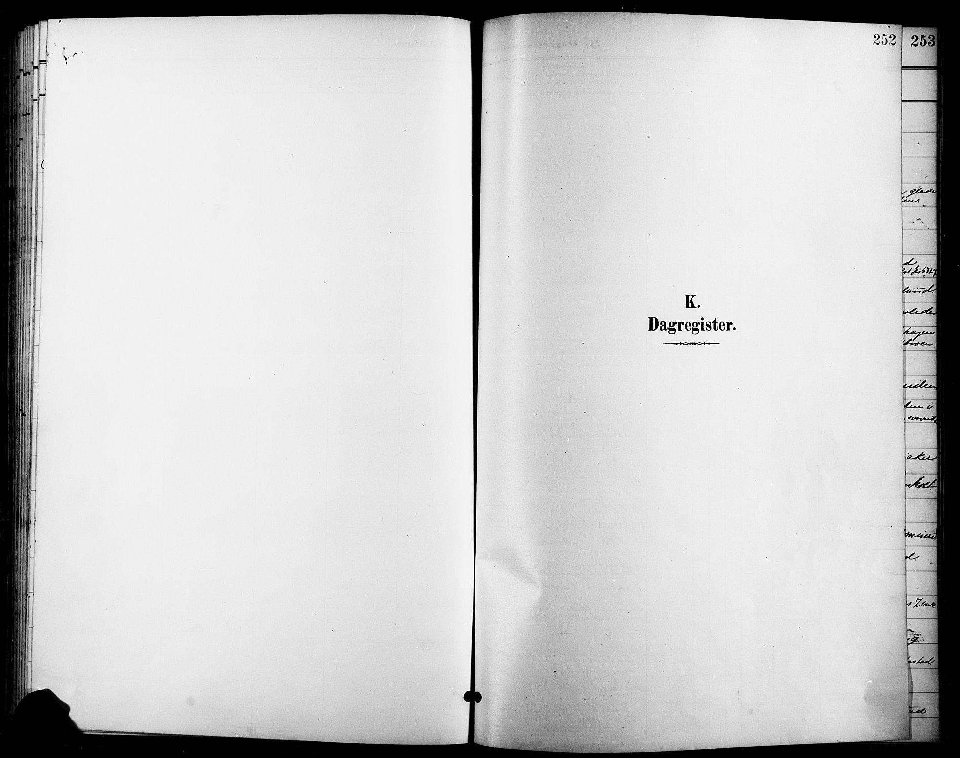 SAH, Gran prestekontor, Ministerialbok nr. 19, 1898-1907, s. 252