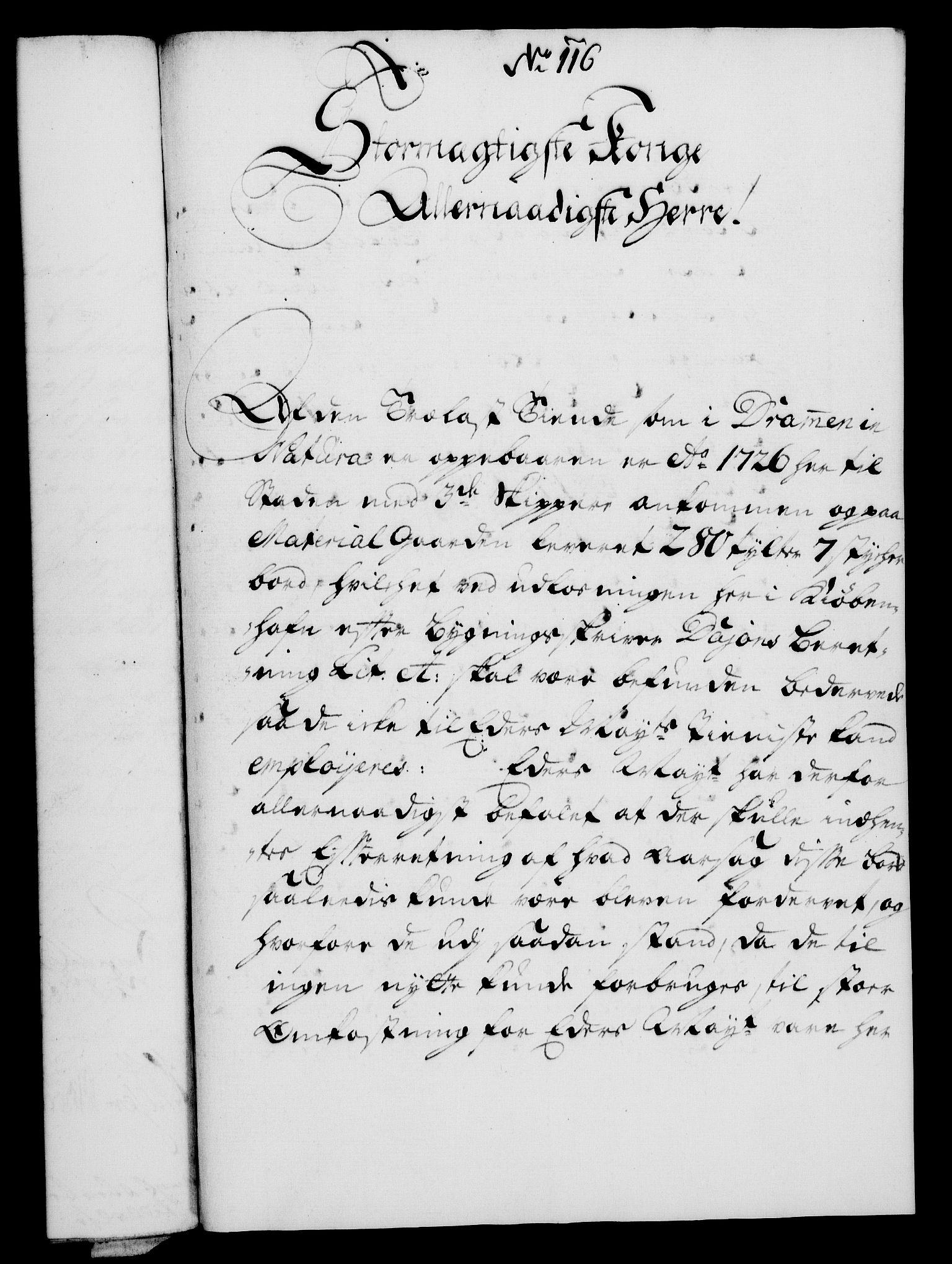 RA, Rentekammeret, Kammerkanselliet, G/Gf/Gfa/L0010: Norsk relasjons- og resolusjonsprotokoll (merket RK 52.10), 1727, s. 898