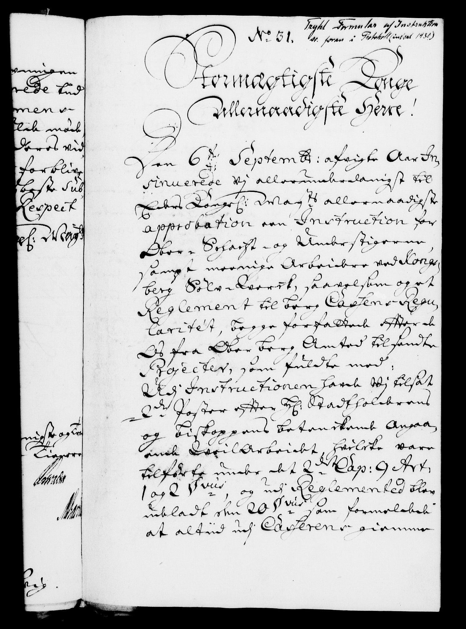 RA, Rentekammeret, Kammerkanselliet, G/Gf/Gfa/L0007: Norsk relasjons- og resolusjonsprotokoll (merket RK 52.7), 1724, s. 222