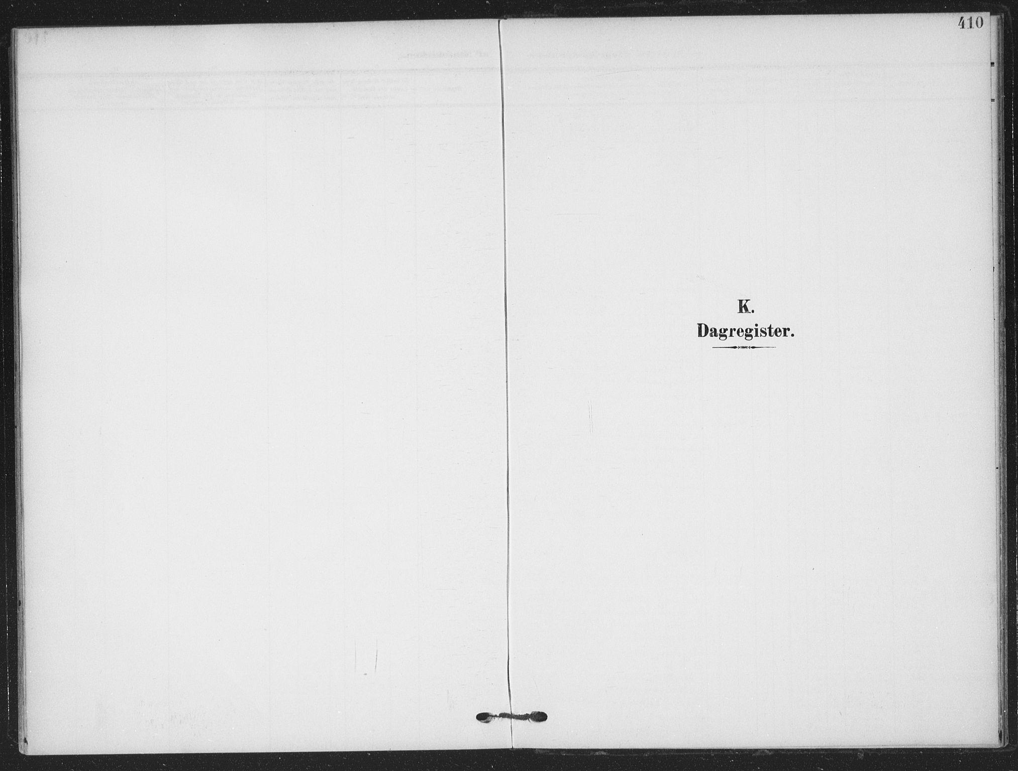 SAKO, Skien kirkebøker, F/Fa/L0012: Ministerialbok nr. 12, 1908-1914, s. 410