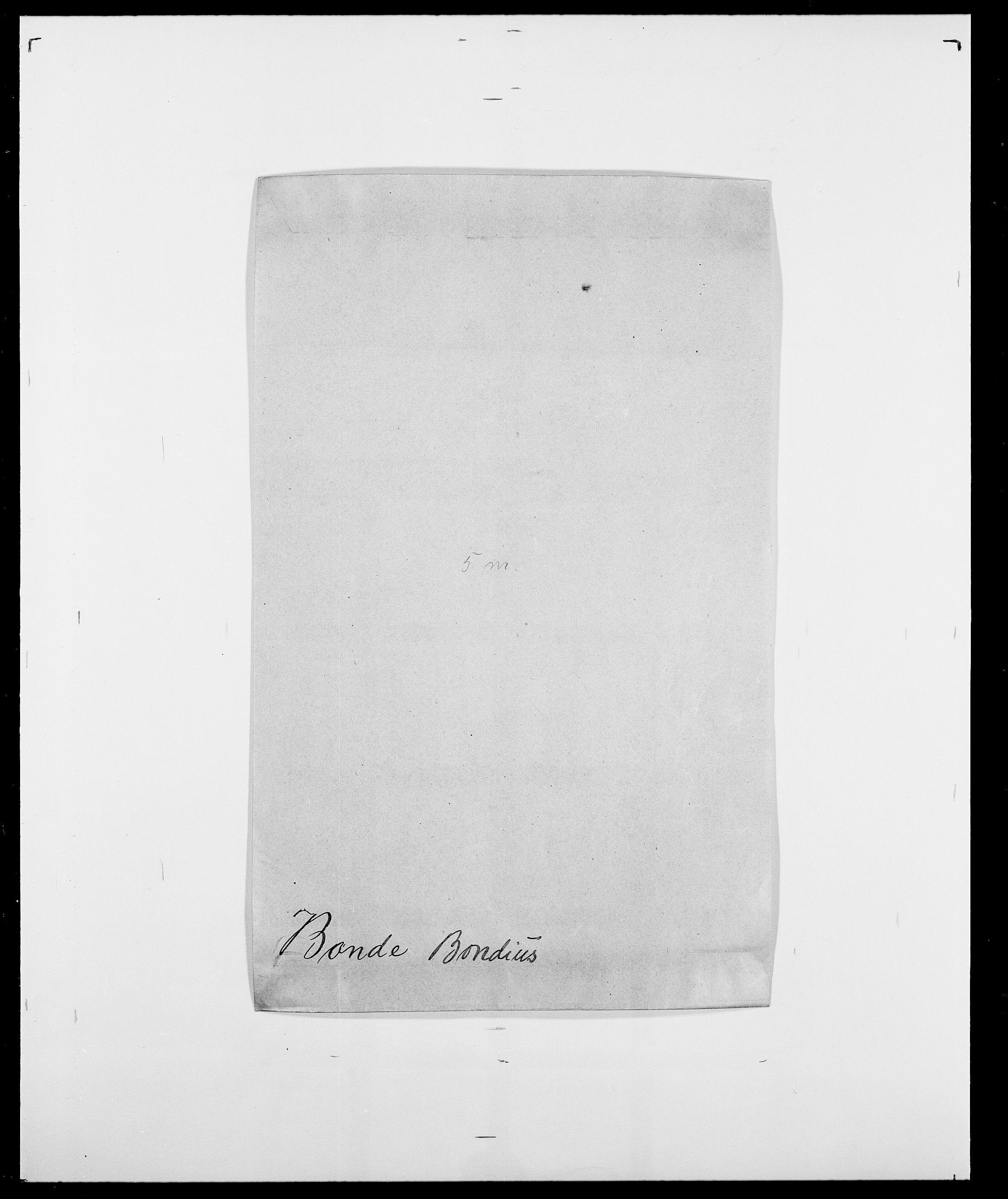 SAO, Delgobe, Charles Antoine - samling, D/Da/L0005: Boalth - Brahm, s. 125