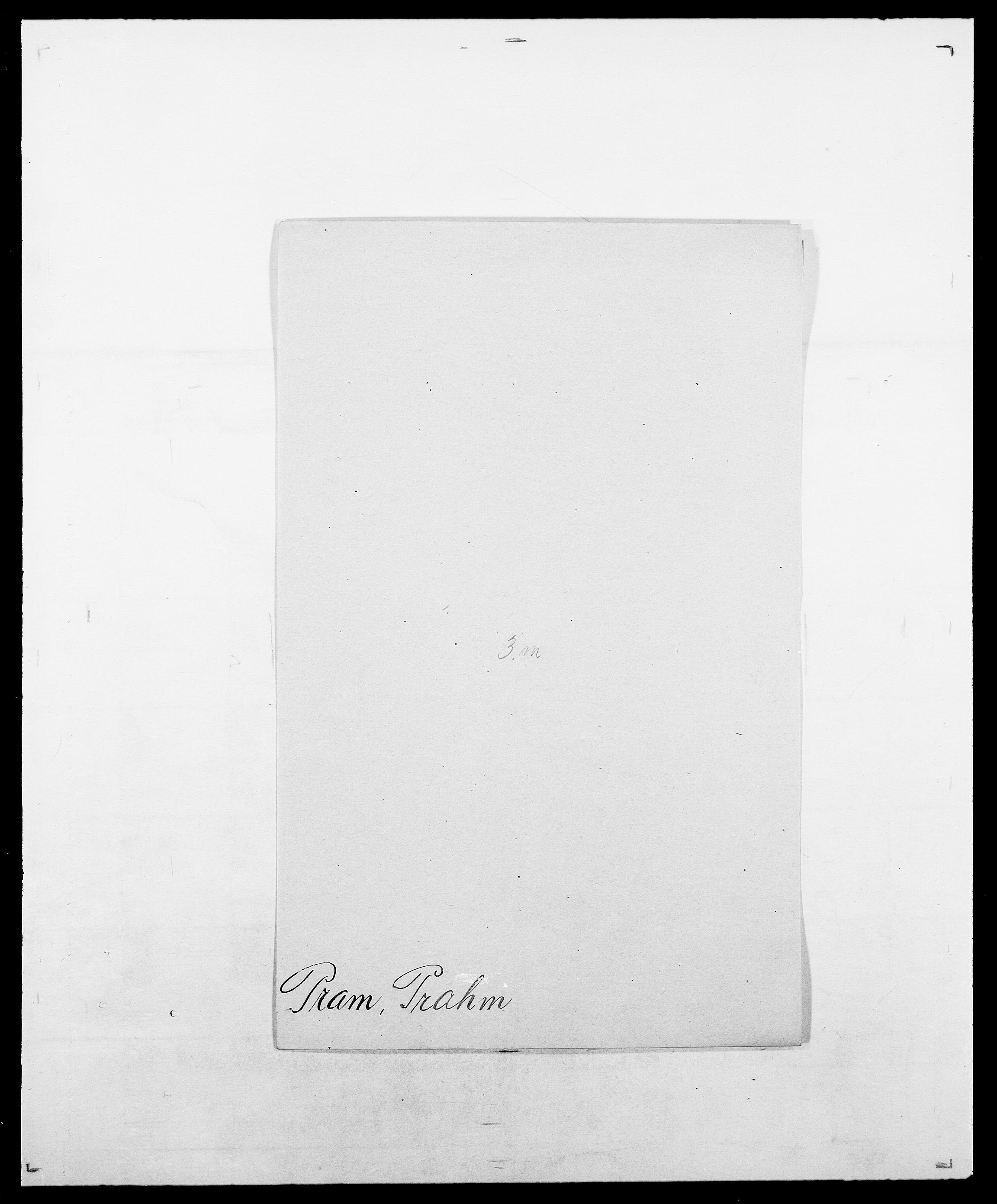 SAO, Delgobe, Charles Antoine - samling, D/Da/L0031: de Place - Raaum, s. 290
