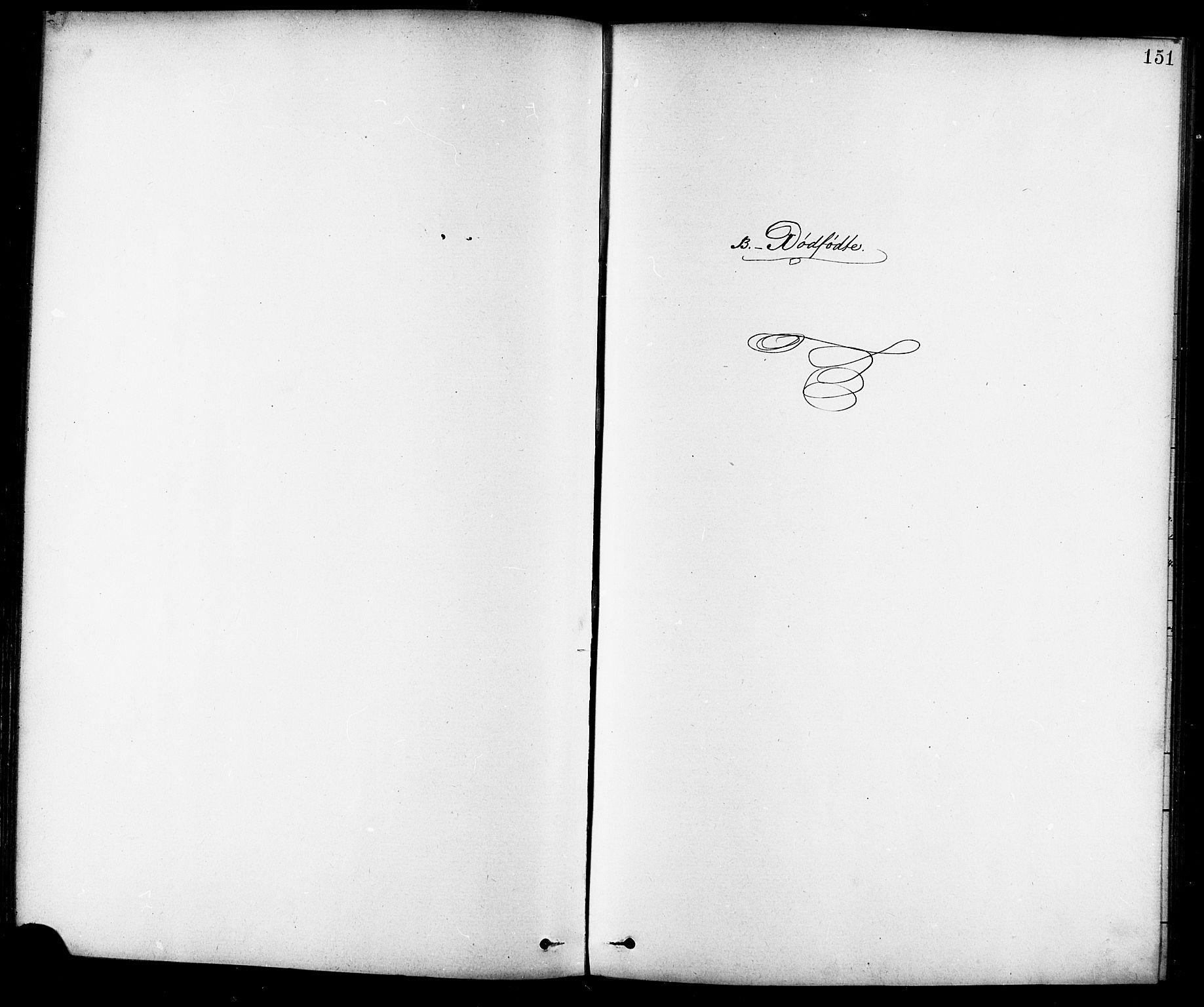 SAT, Ministerialprotokoller, klokkerbøker og fødselsregistre - Sør-Trøndelag, 691/L1094: Klokkerbok nr. 691C05, 1879-1911, s. 151