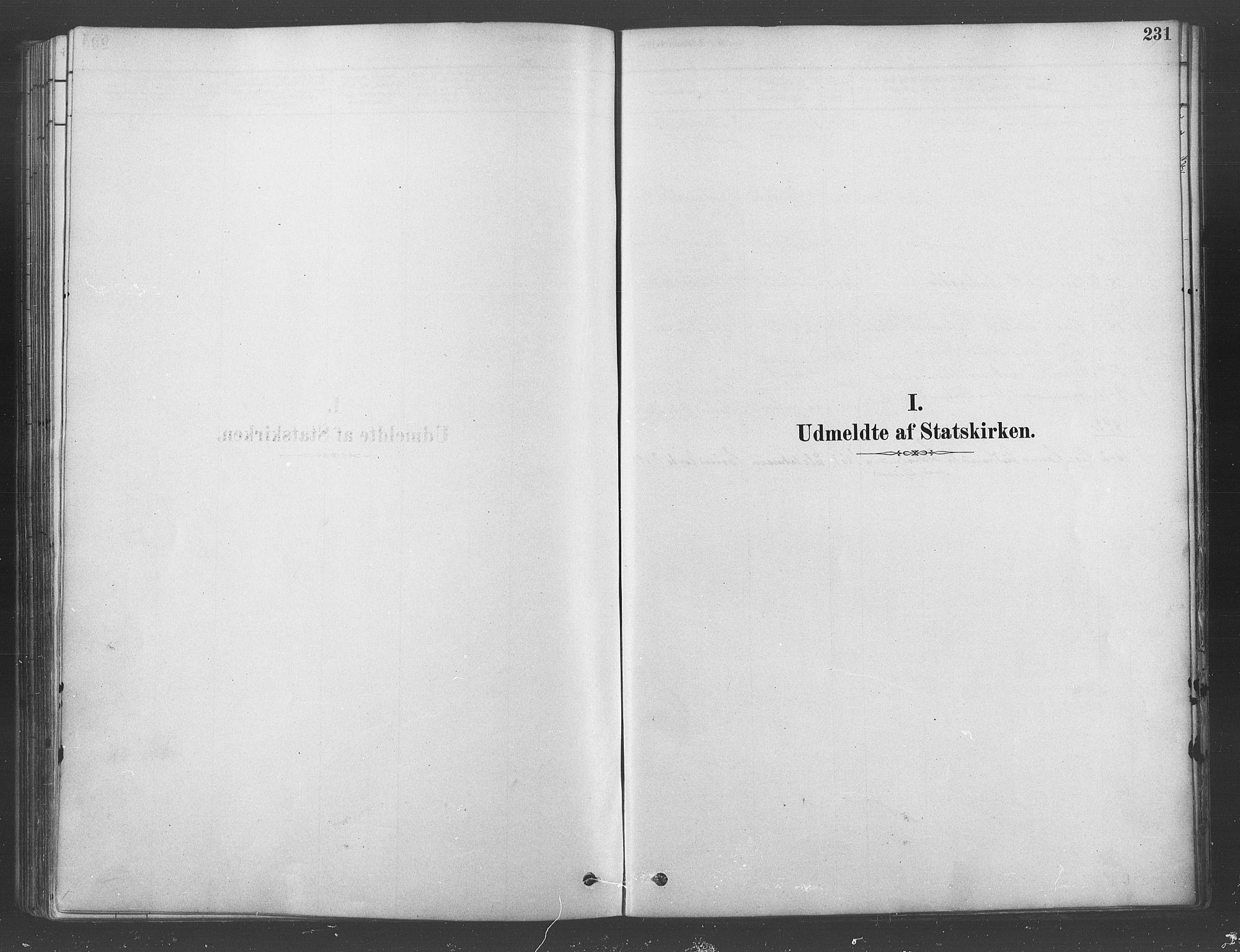 SAO, Ullensaker prestekontor Kirkebøker, F/Fb/L0001: Ministerialbok nr. II 1, 1878-1893, s. 231