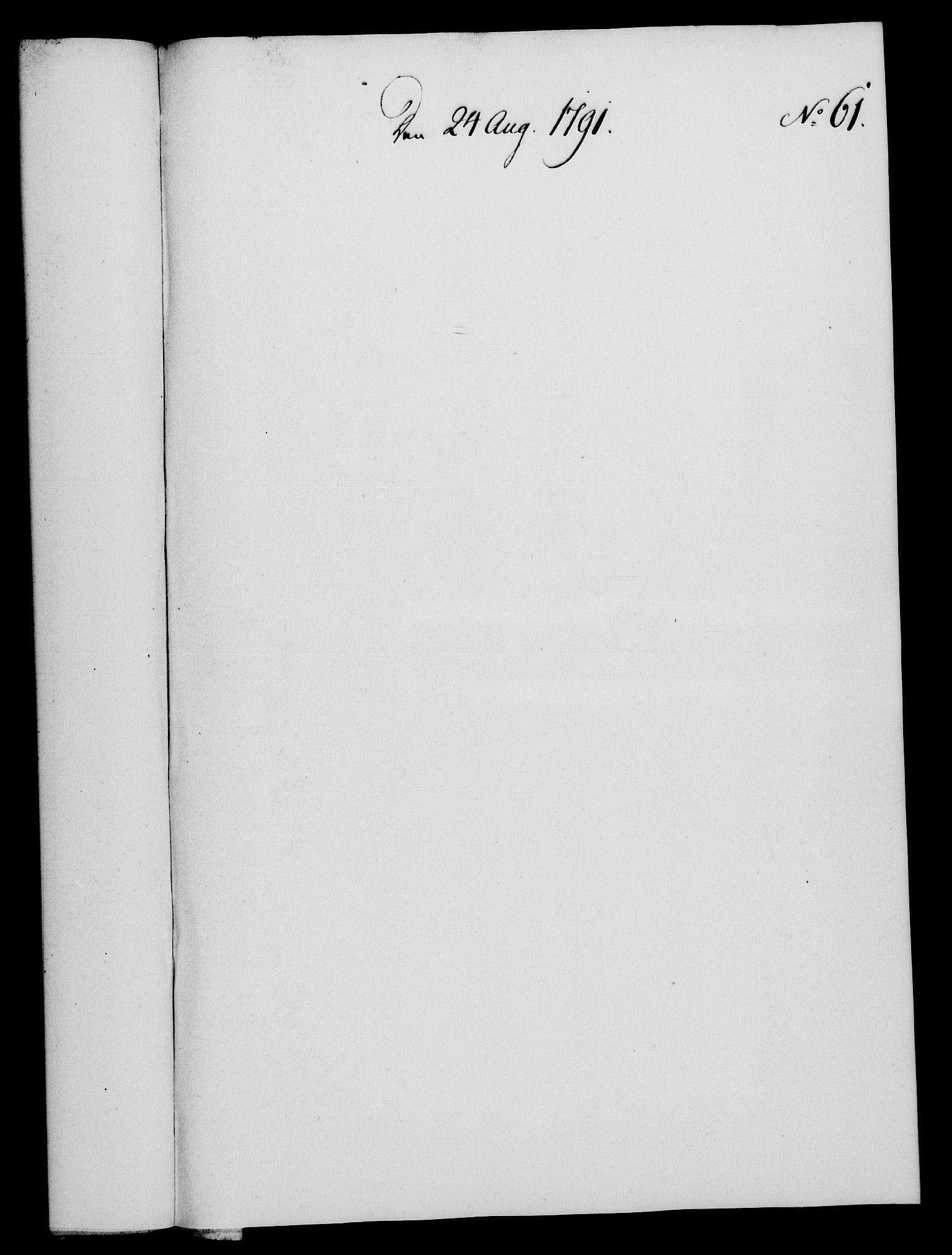 RA, Rentekammeret, Kammerkanselliet, G/Gf/Gfa/L0073: Norsk relasjons- og resolusjonsprotokoll (merket RK 52.73), 1791, s. 338