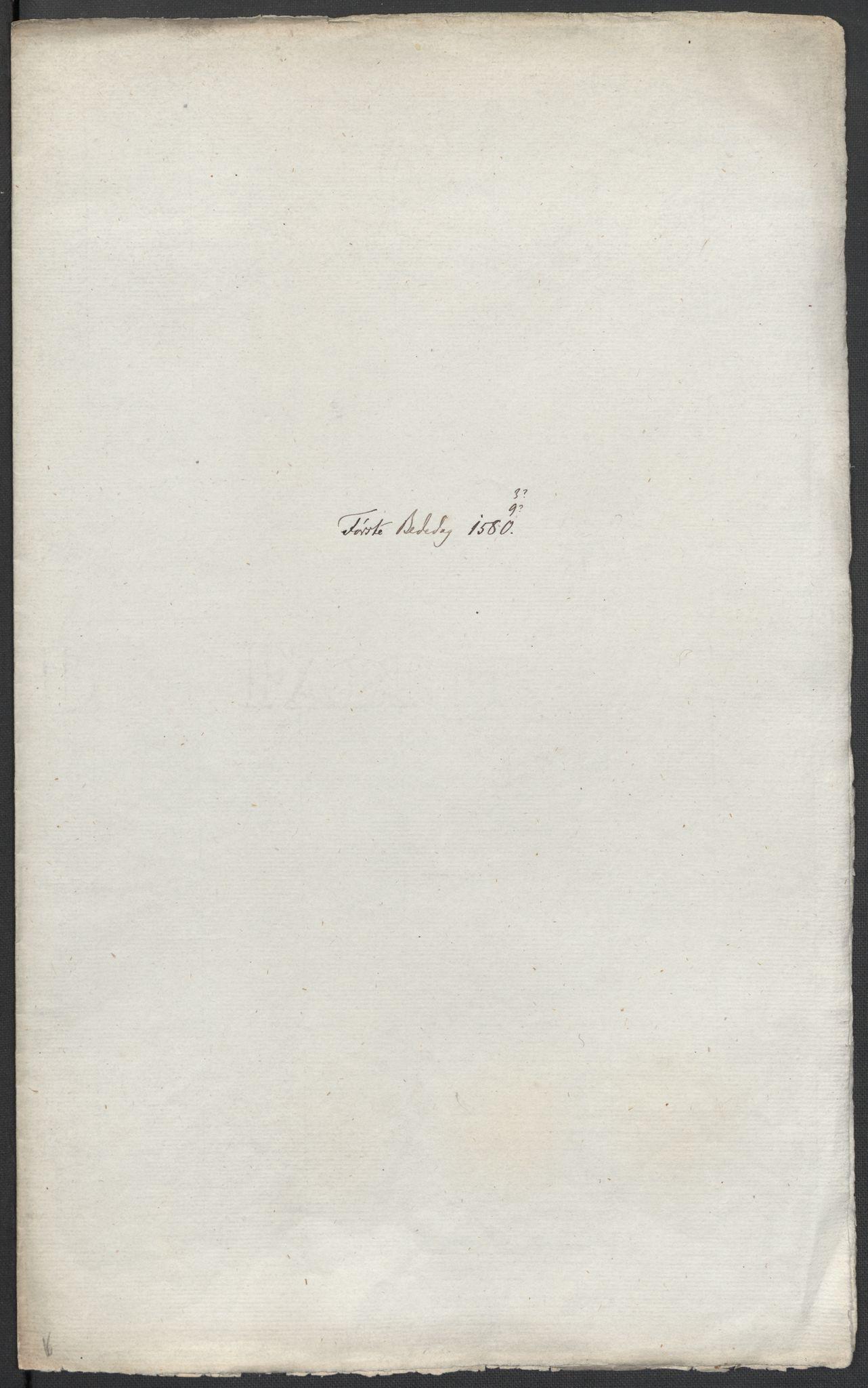 RA, Riksarkivets diplomsamling, F02/L0082: Dokumenter, 1580, s. 67