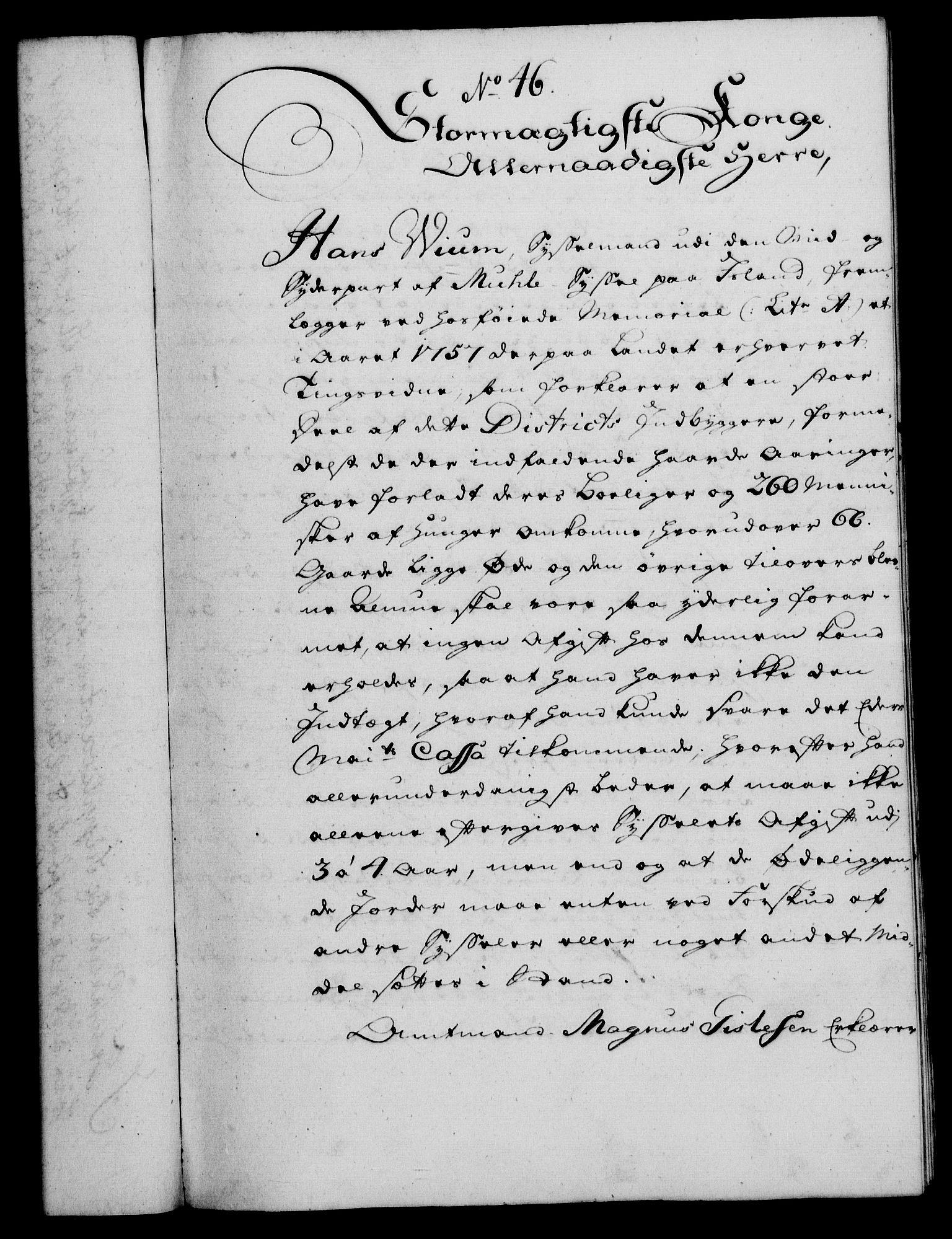 RA, Rentekammeret, Kammerkanselliet, G/Gf/Gfa/L0042: Norsk relasjons- og resolusjonsprotokoll (merket RK 52.42), 1760, s. 190