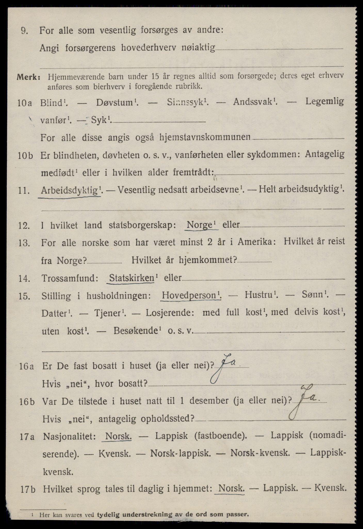 SAT, Folketelling 1920 for 1634 Oppdal herred, 1920, s. 6804