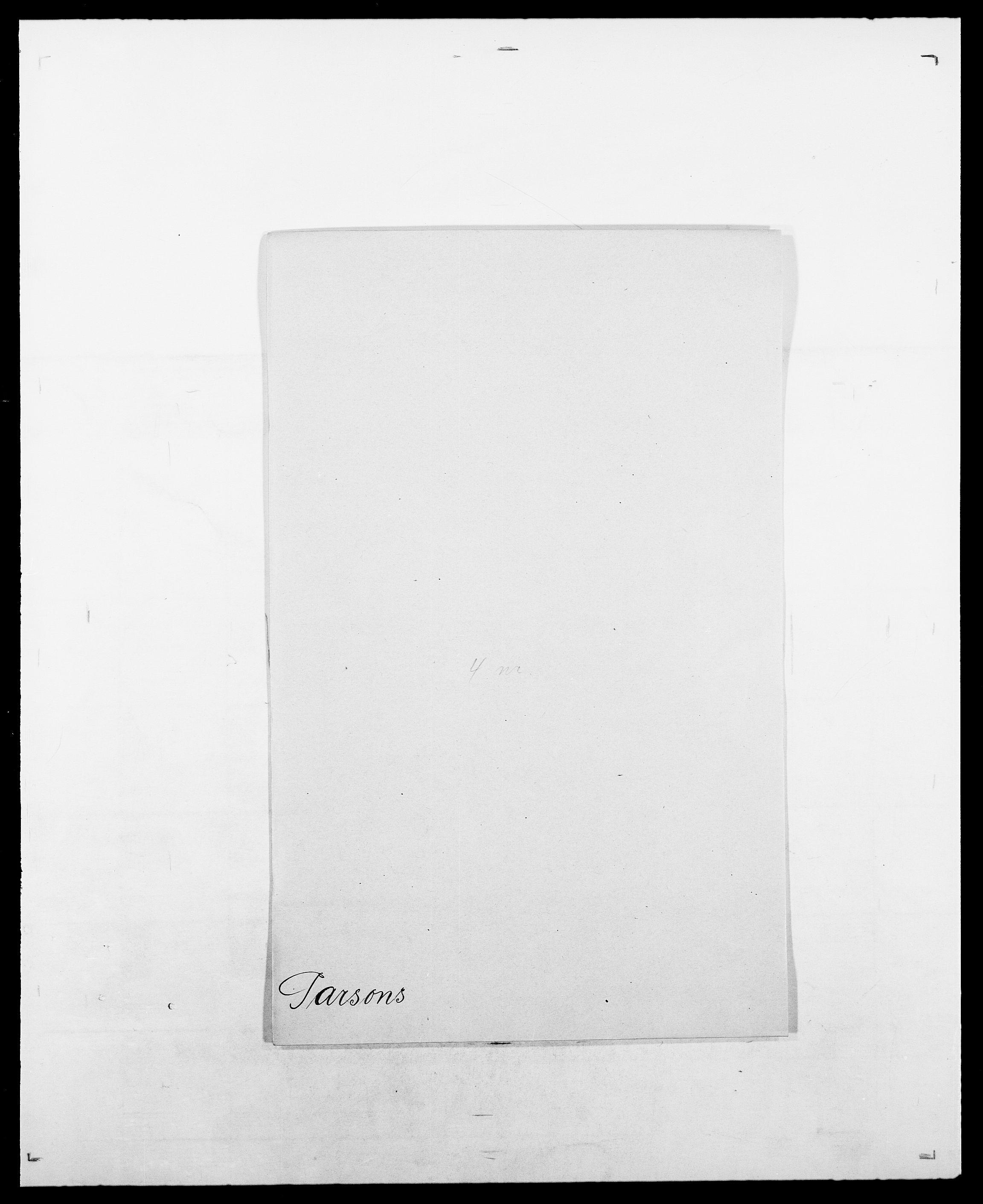 SAO, Delgobe, Charles Antoine - samling, D/Da/L0030: Paars - Pittelkov, s. 129