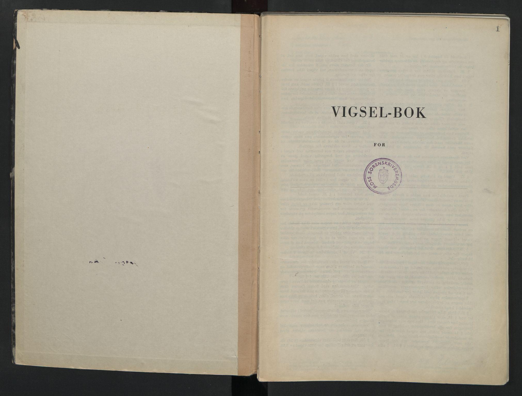 SAO, Moss sorenskriveri, 1945-1948, s. 1