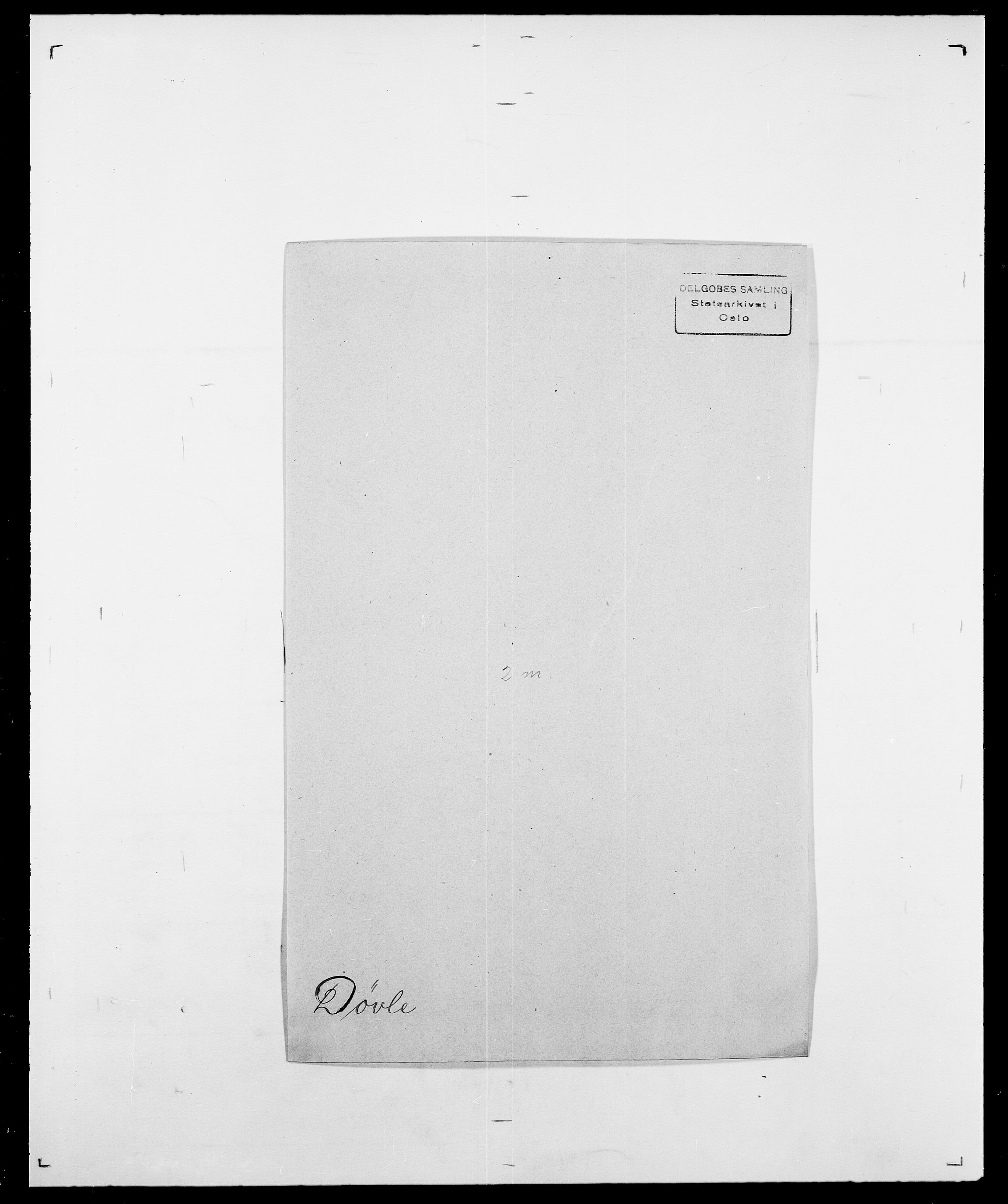 SAO, Delgobe, Charles Antoine - samling, D/Da/L0010: Dürendahl - Fagelund, s. 69