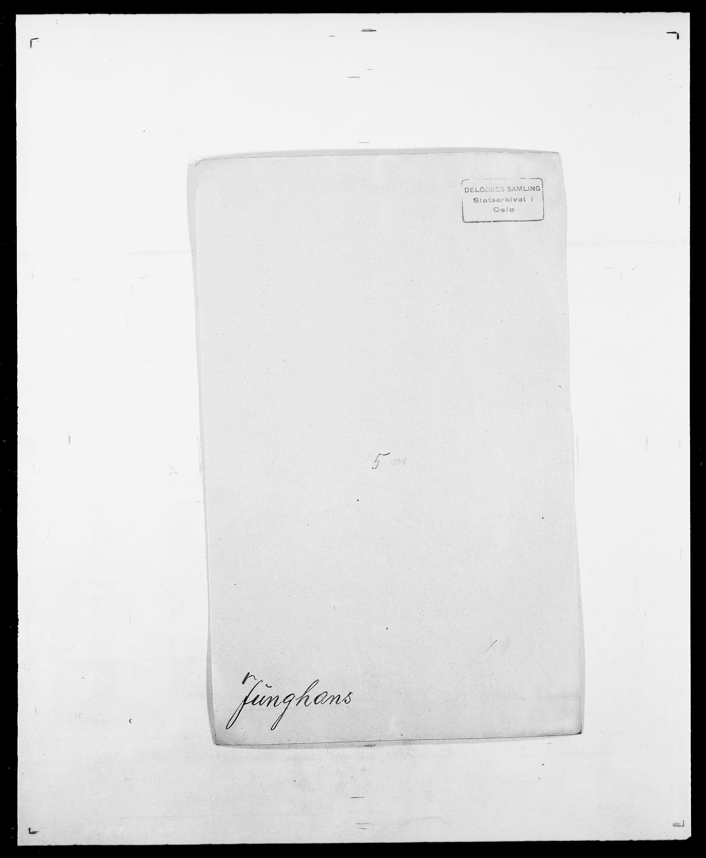SAO, Delgobe, Charles Antoine - samling, D/Da/L0020: Irgens - Kjøsterud, s. 170