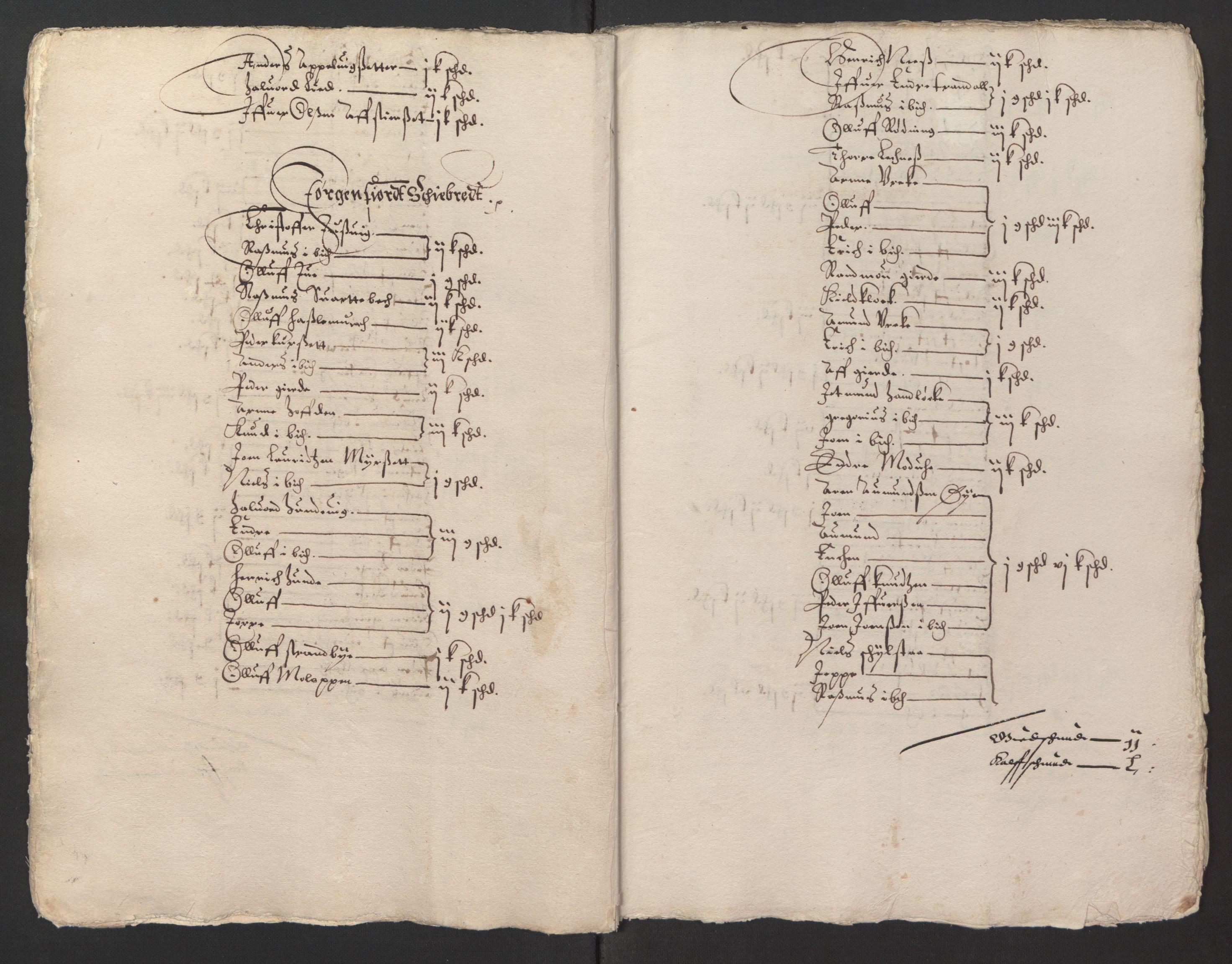 RA, Stattholderembetet 1572-1771, Ek/L0003: Jordebøker til utlikning av garnisonsskatt 1624-1626:, 1624-1625, s. 306