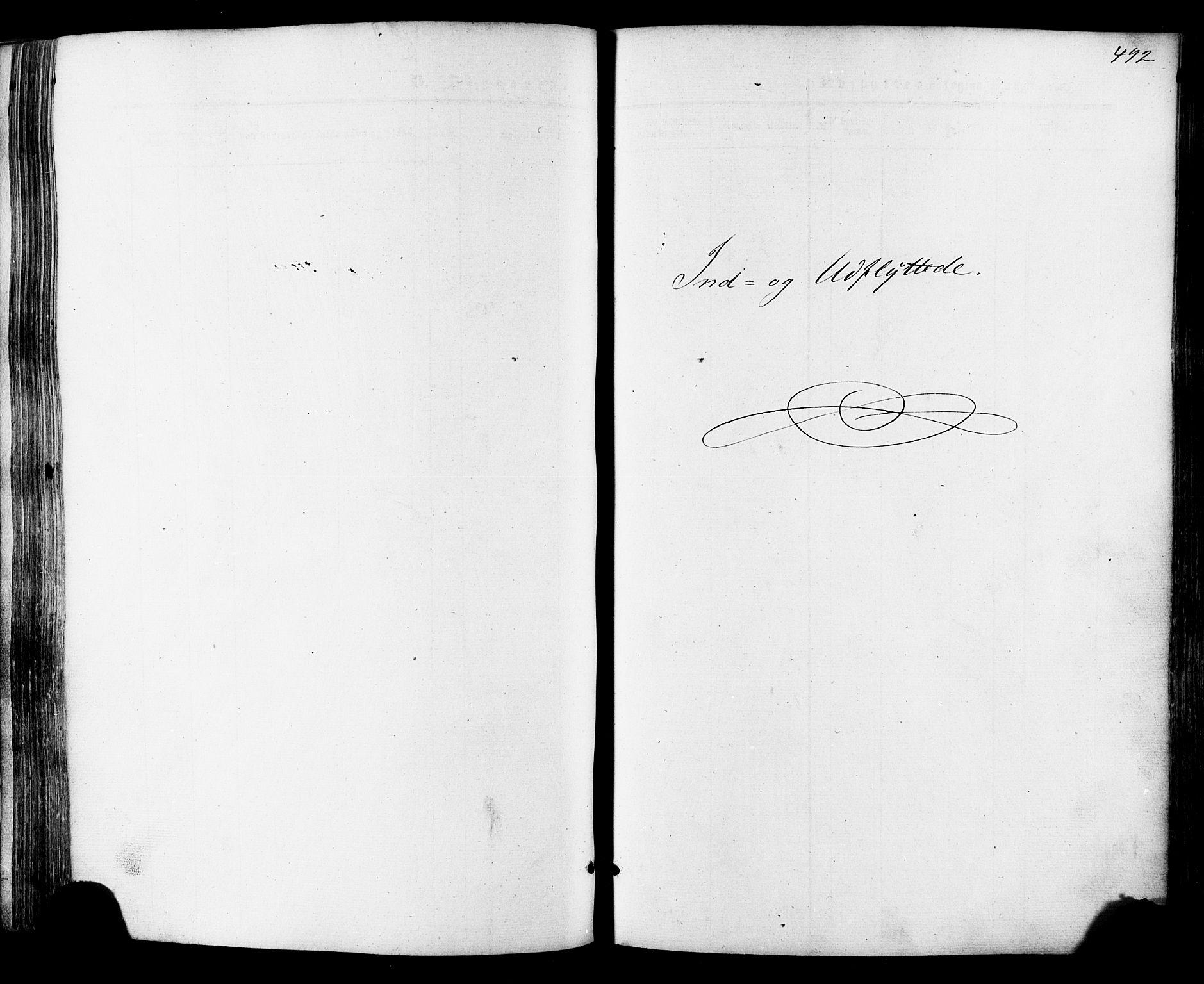 SAT, Ministerialprotokoller, klokkerbøker og fødselsregistre - Sør-Trøndelag, 681/L0932: Ministerialbok nr. 681A10, 1860-1878, s. 492